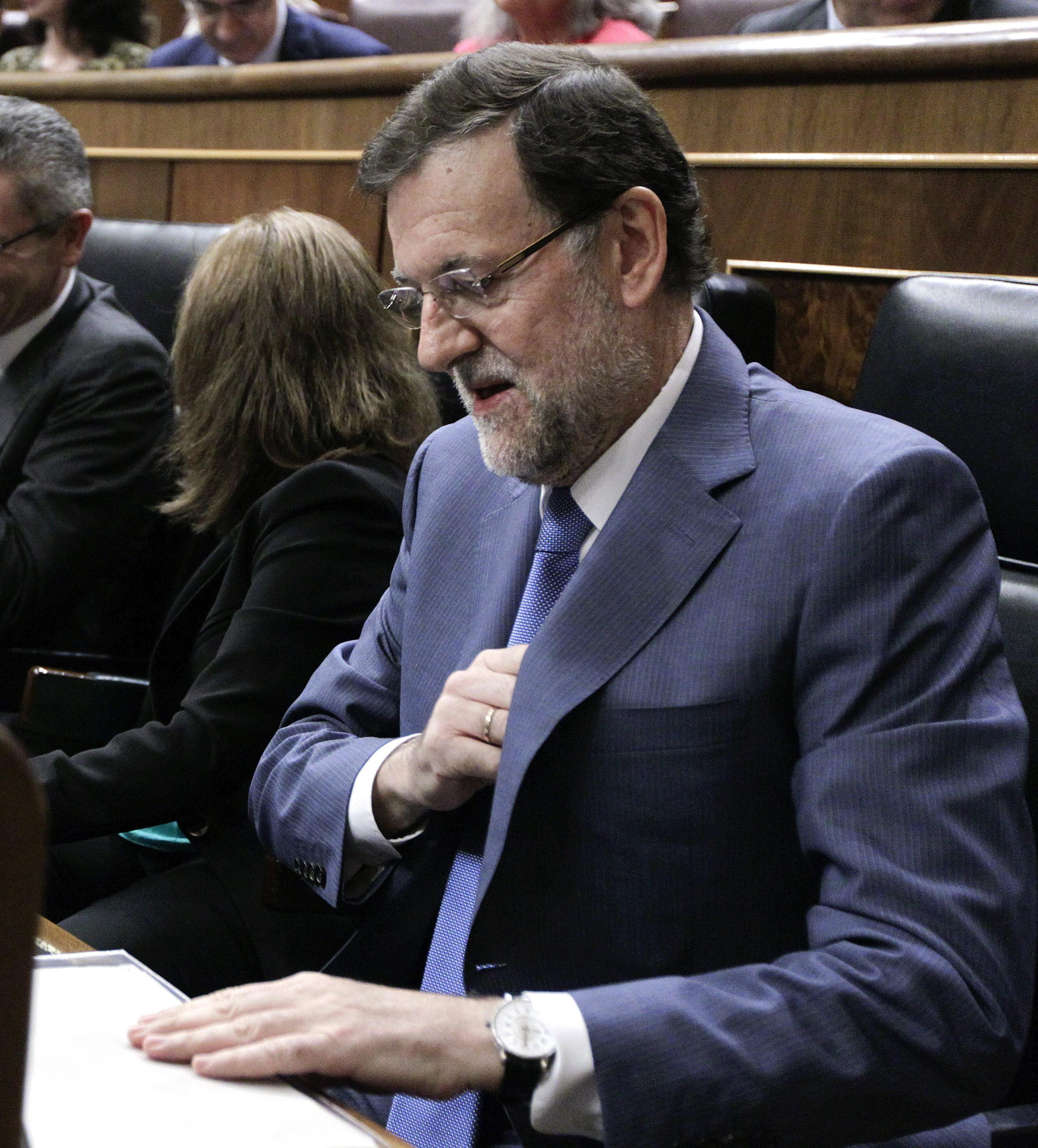 Rajoy llama a Merkel para felicitarla por su «extraordinario resultado»