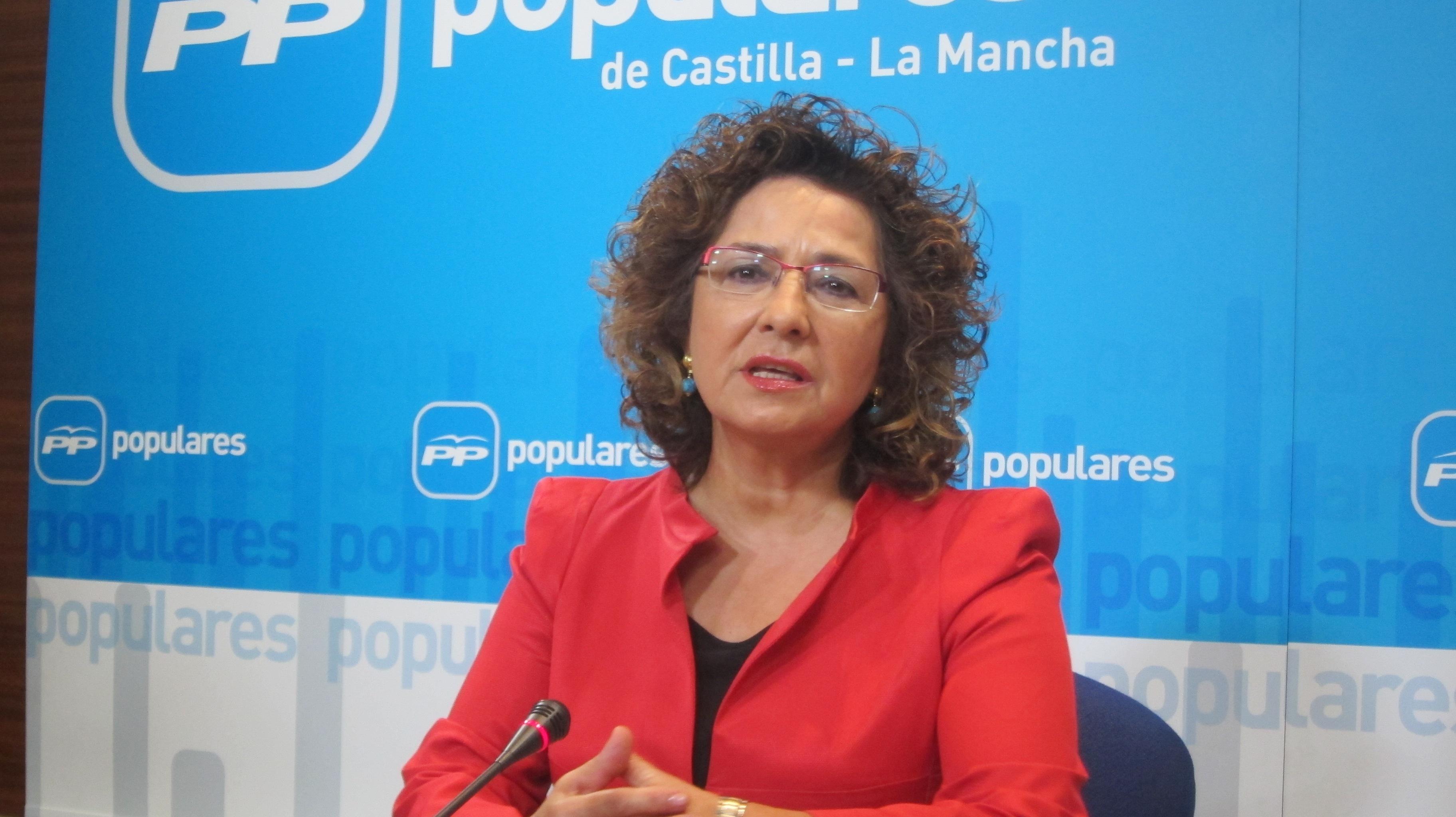 Riolobos (PP) critica que Page «traicione» a C-LM al defender federalismo asimétrico, «poniéndose al lado de Mas»