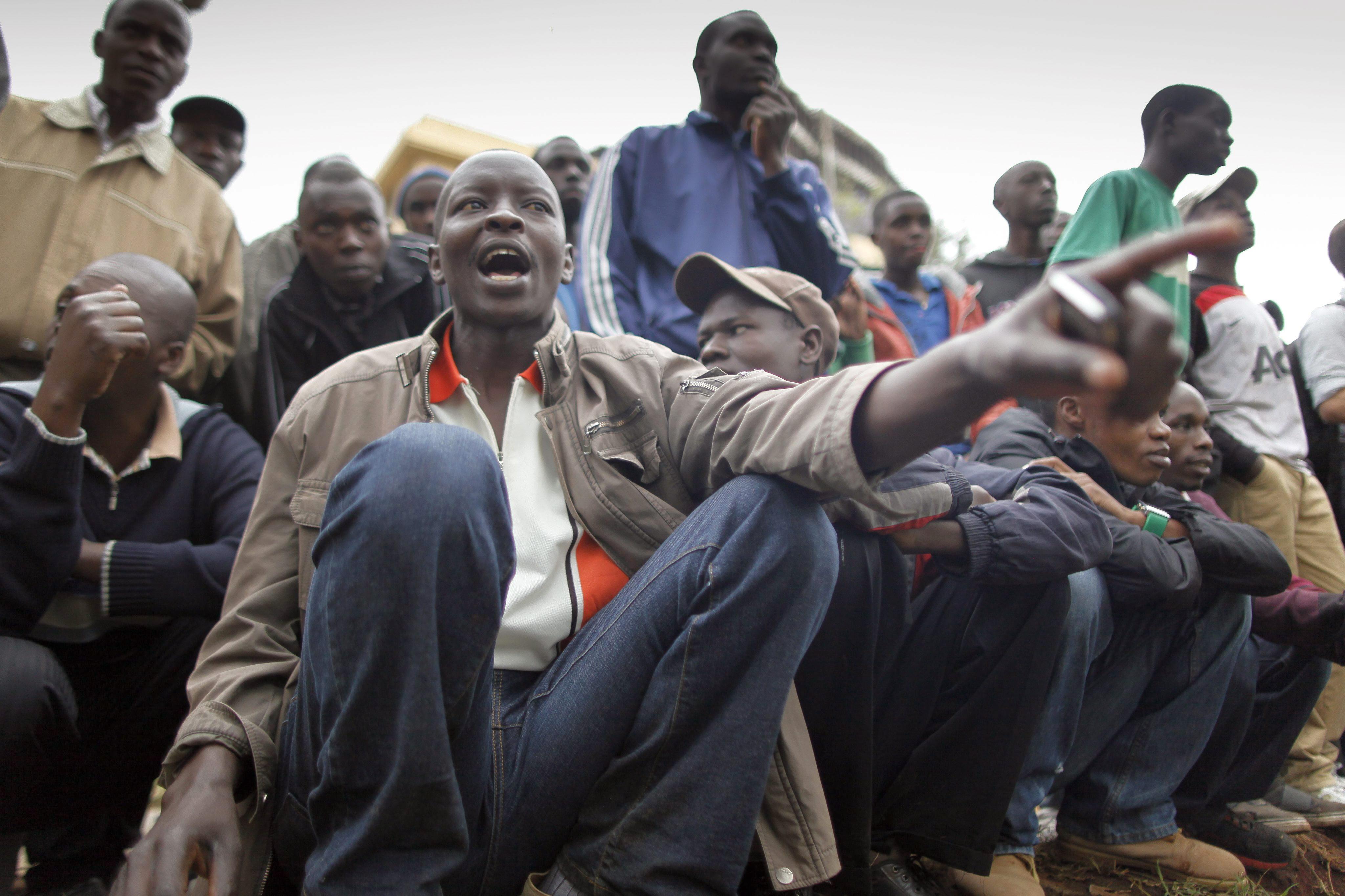 Sudáfrica condena el secuestro por islamistas del centro comercial de Nairobi