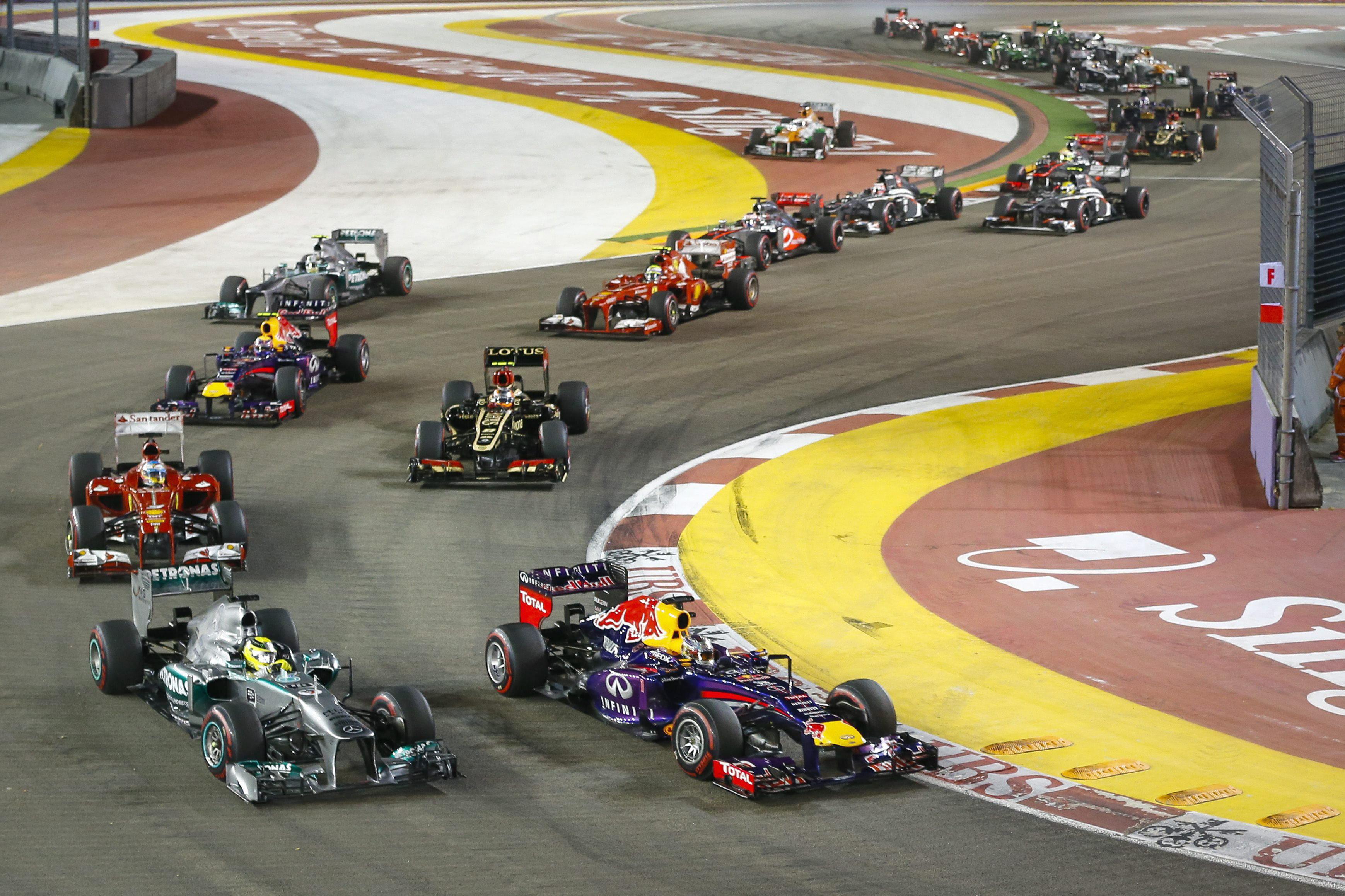 Alonso dice que este podio «sabe a victoria»
