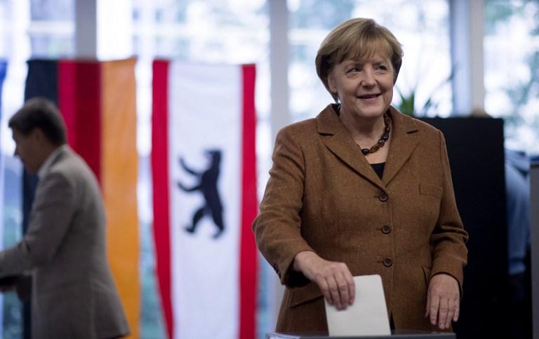 Merkel, la »alemana de hierro» consigue su tercer mandato