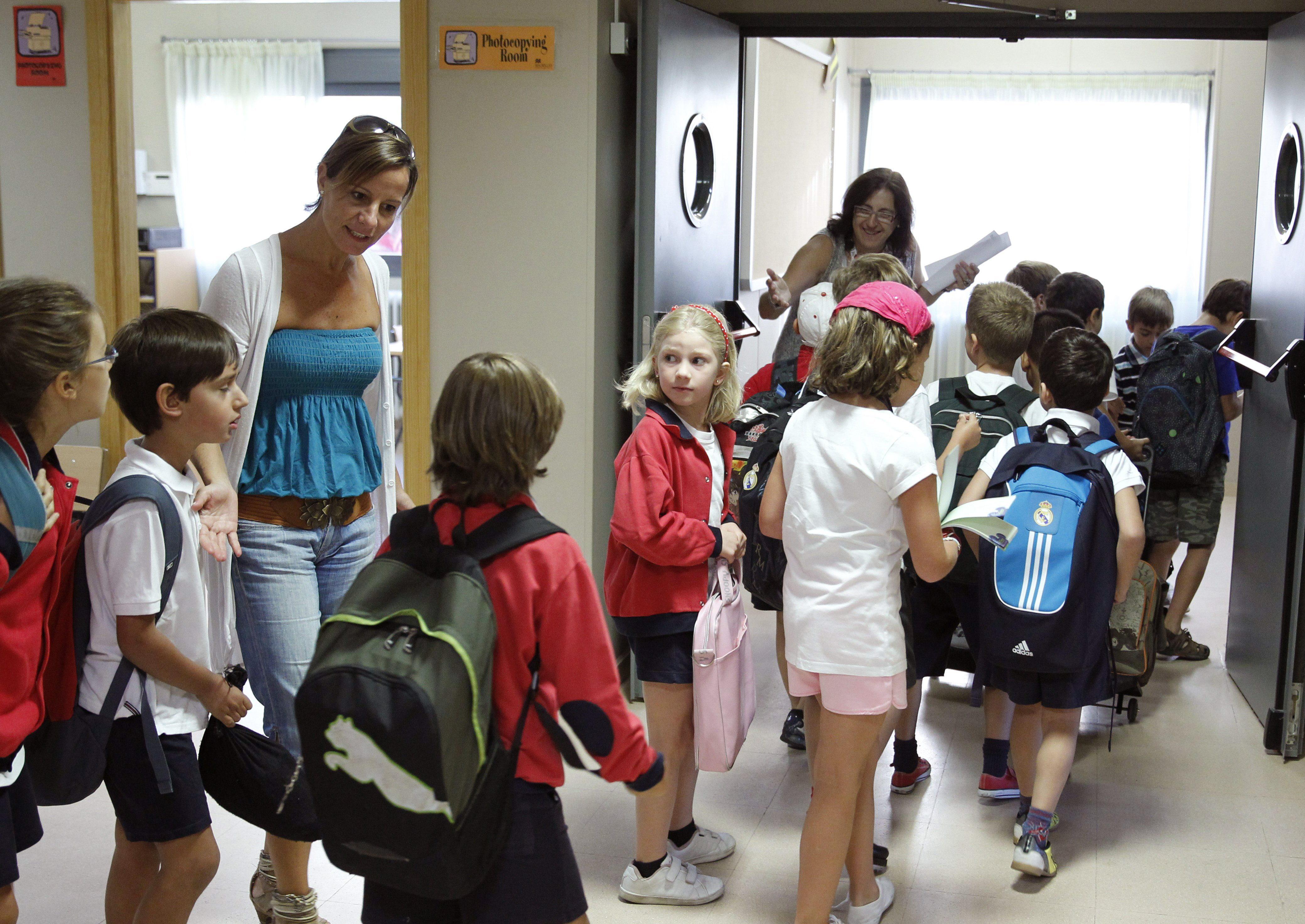 El Congreso propone que los escolares empiecen un poco más tarde y se establezca la jornada partida para conciliar