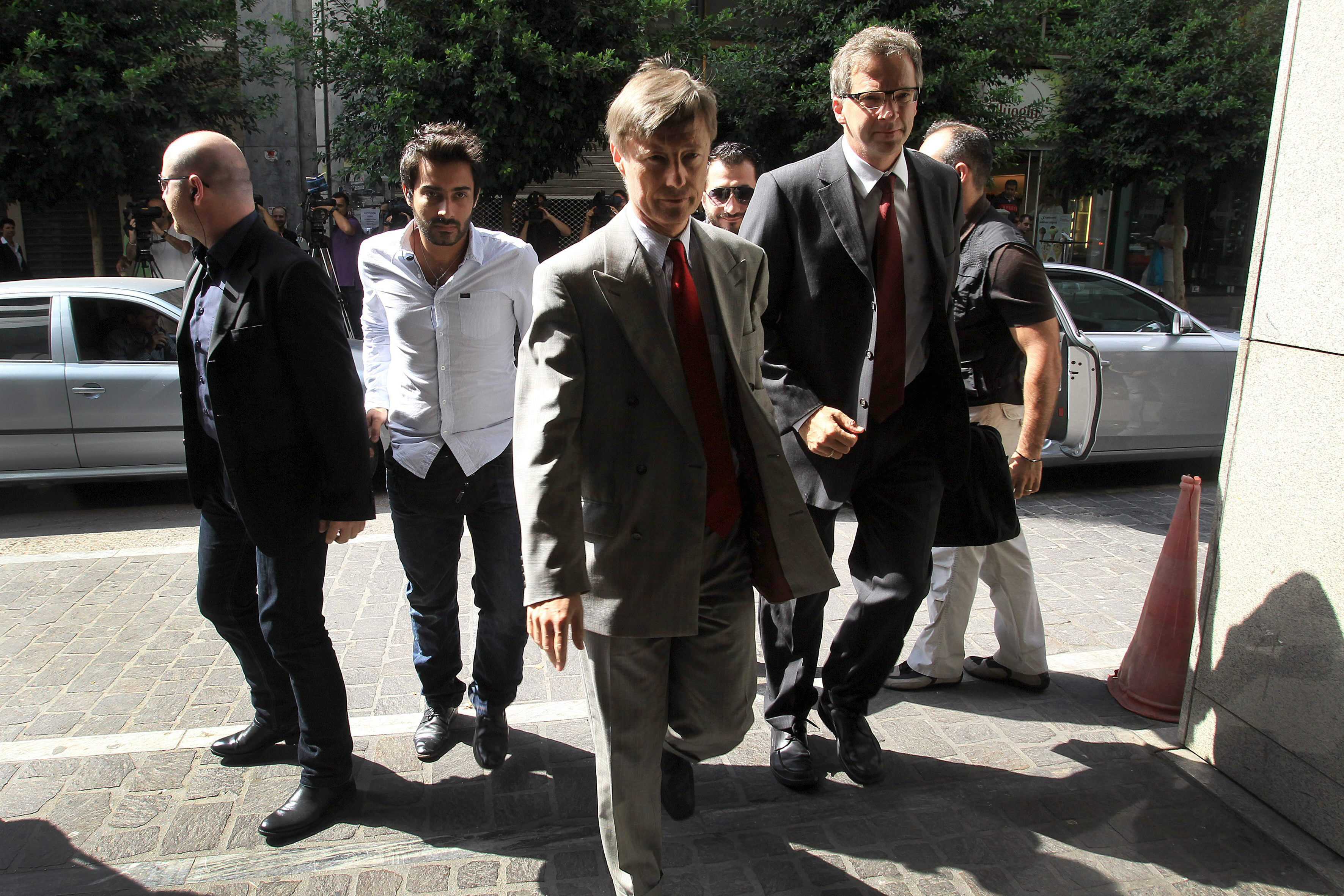 La troika inicia una nueva visita a Grecia entre una avalancha de huelgas