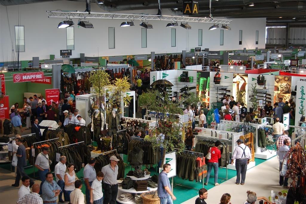 Unos 30.000 visitantes han pasado por la Feria hispano-lusa Feciex de Badajoz, que cierra este domingo sus puertas