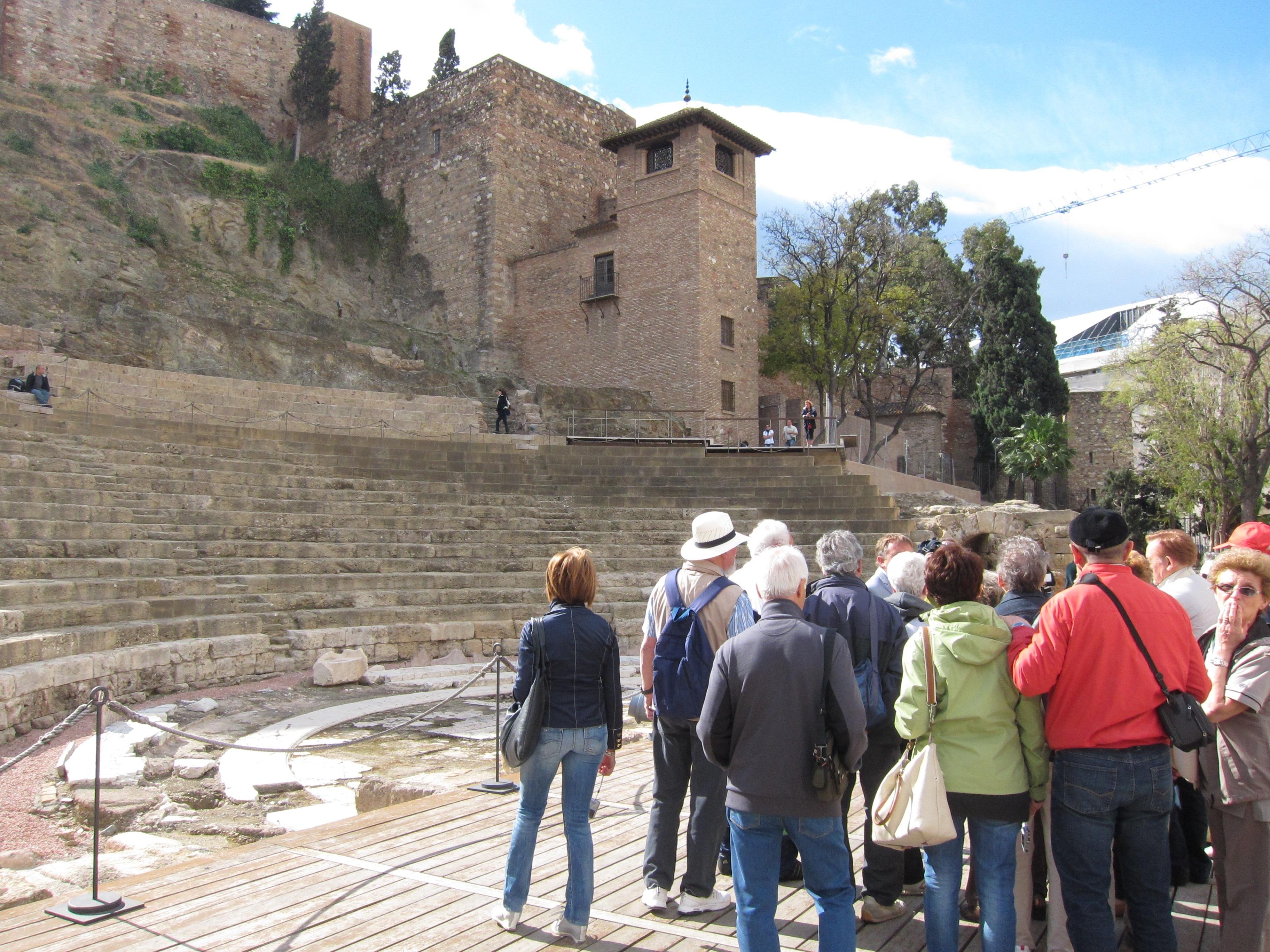 Andalucía recibió 5,5 millones de turistas extranjeros hasta agosto, un 4,1 por ciento más, según Frontur