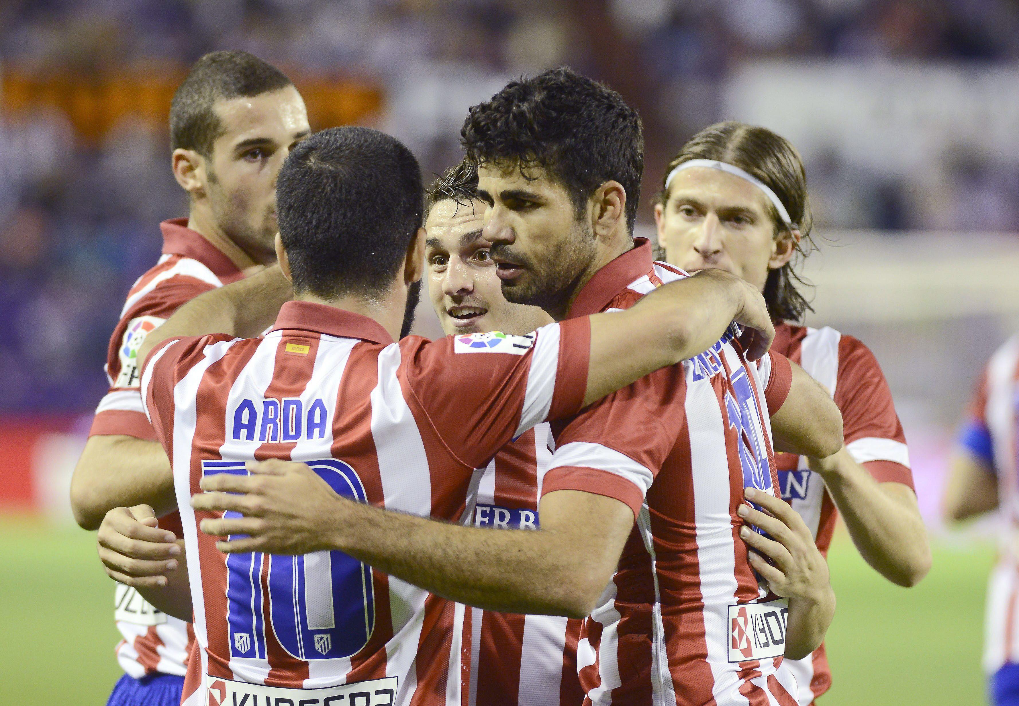El Atlético iguala el mejor arranque de su historia
