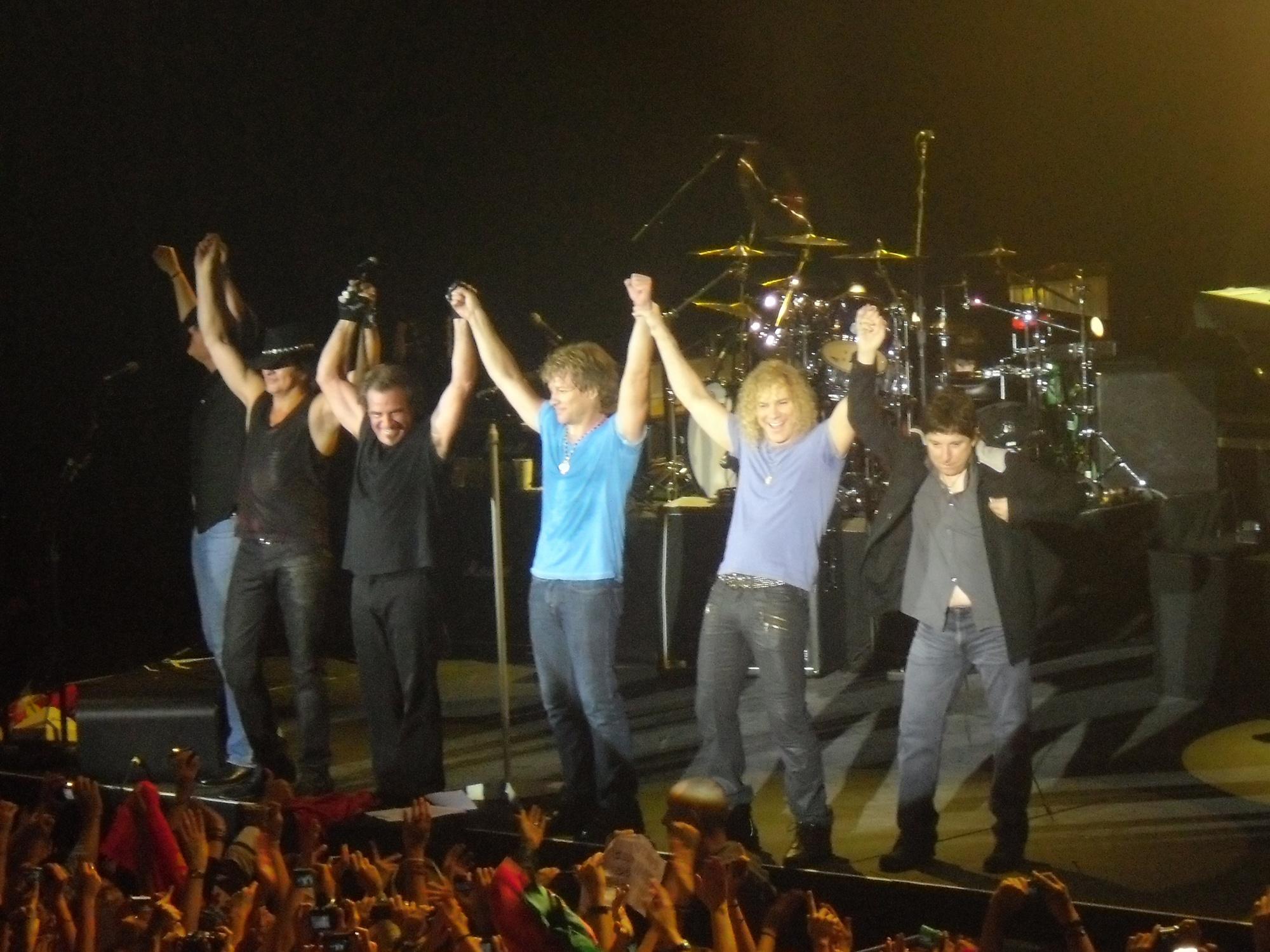 Tico Torres, el batería de Bon Jovi, vuelve a pasar por quirófano