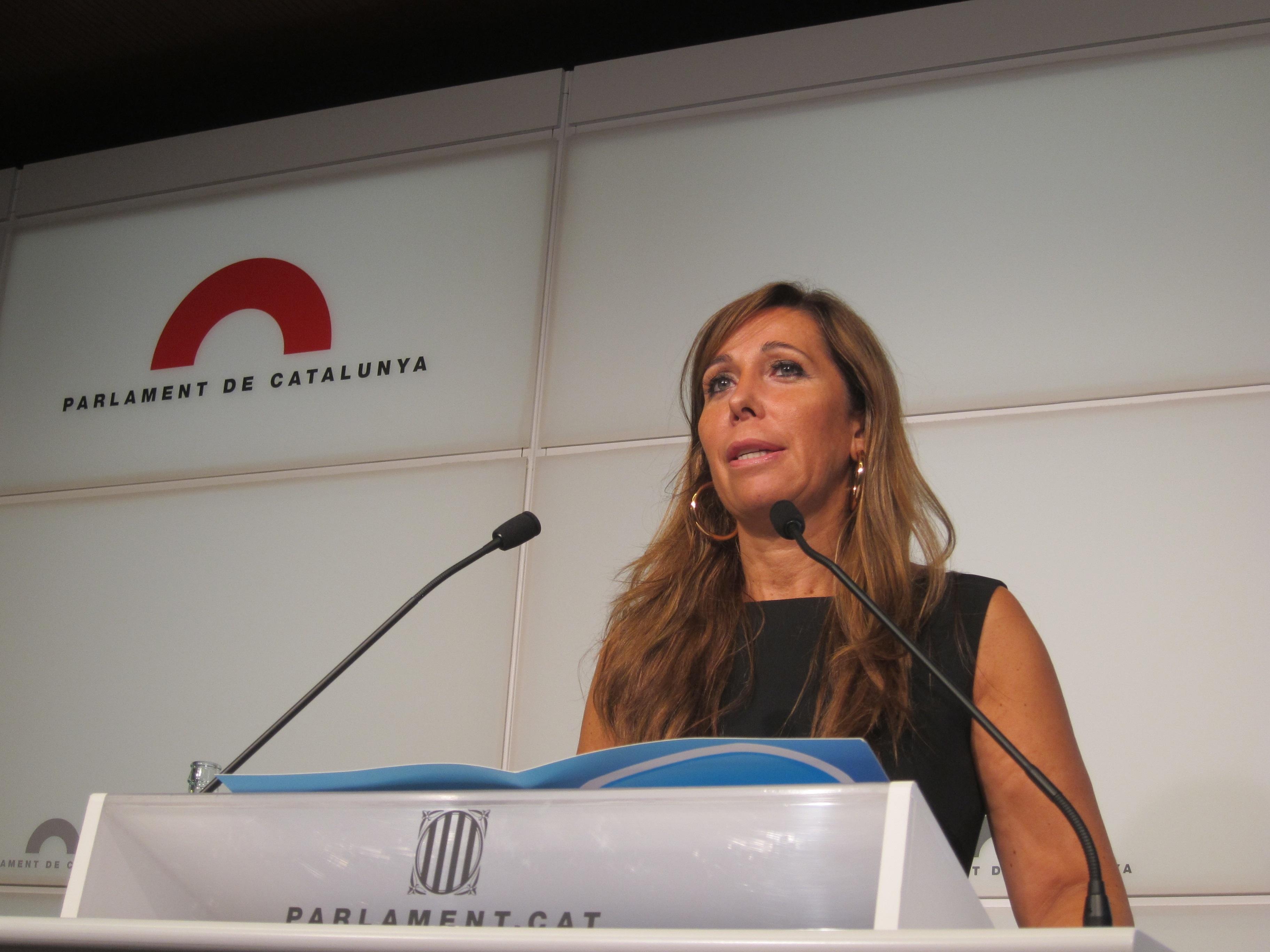 Camacho propone una plataforma política y social de los contrarios a la independencia
