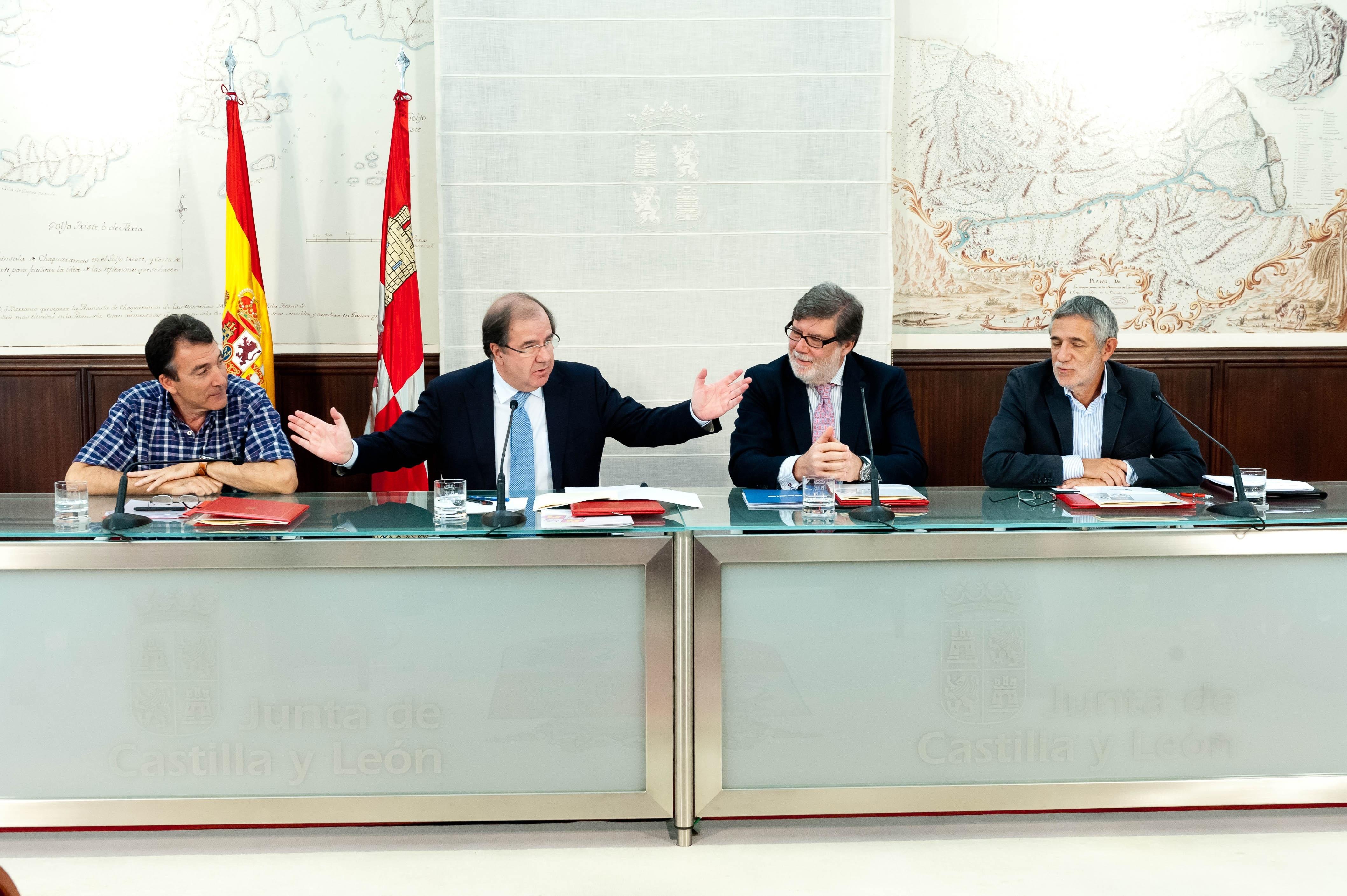 CyL destina 47 millones a ayudas al pago de hipotecas y rentas, a un Plan de Empleo y a flexibilizar la RGC