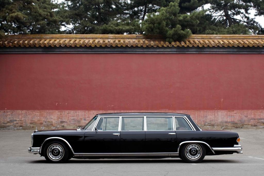 Daimler planea construir un museo de Mercedes-Benz en Pekín
