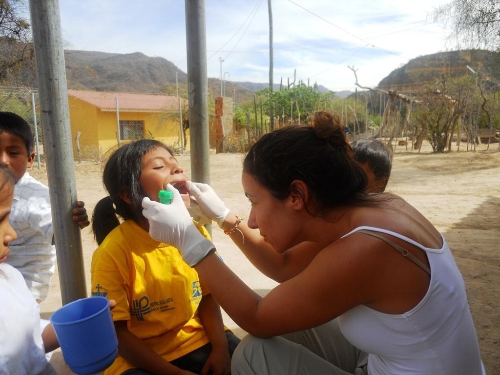 Empleados de ASISA han participado en Bolivia en un Programa de Voluntariado a Terreno de Ayuda en Acción