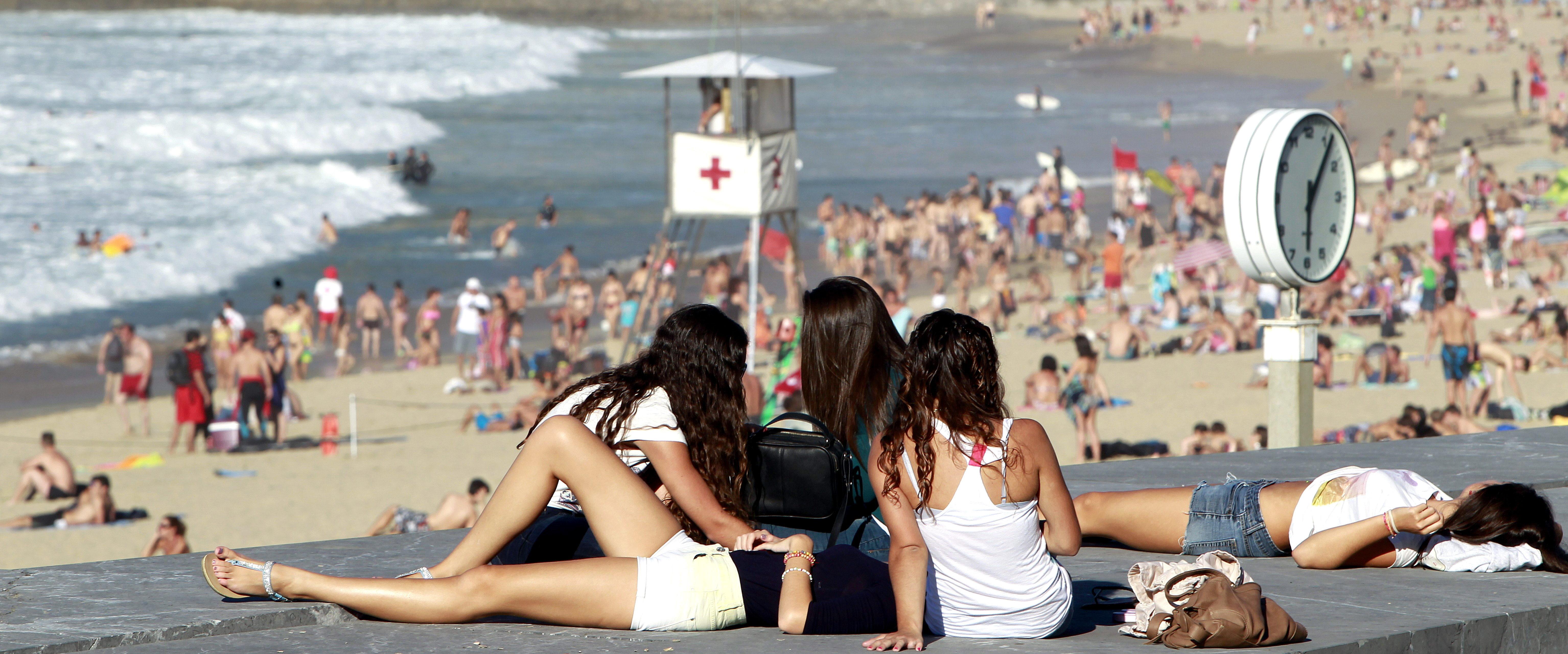 Baleares, Cataluña y Canarias lideraron la ocupación hotelera en agosto