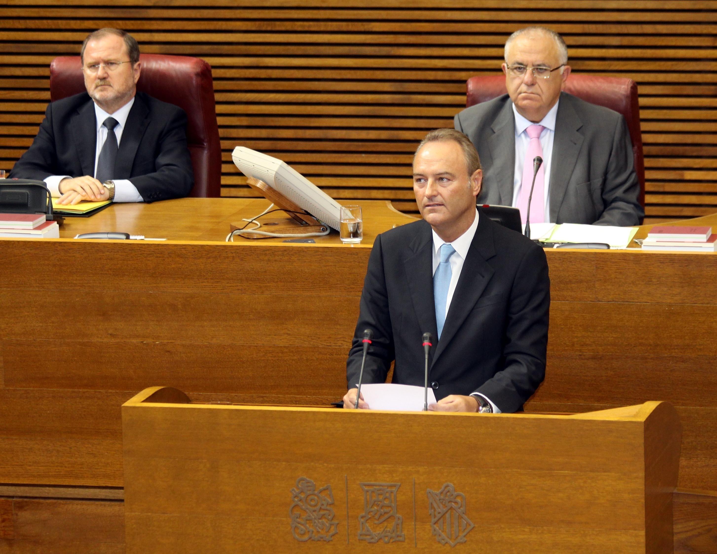 Fabra anunciará en el Debate de Política General nuevas medidas económicas y se comprometerá a lograr más financiación
