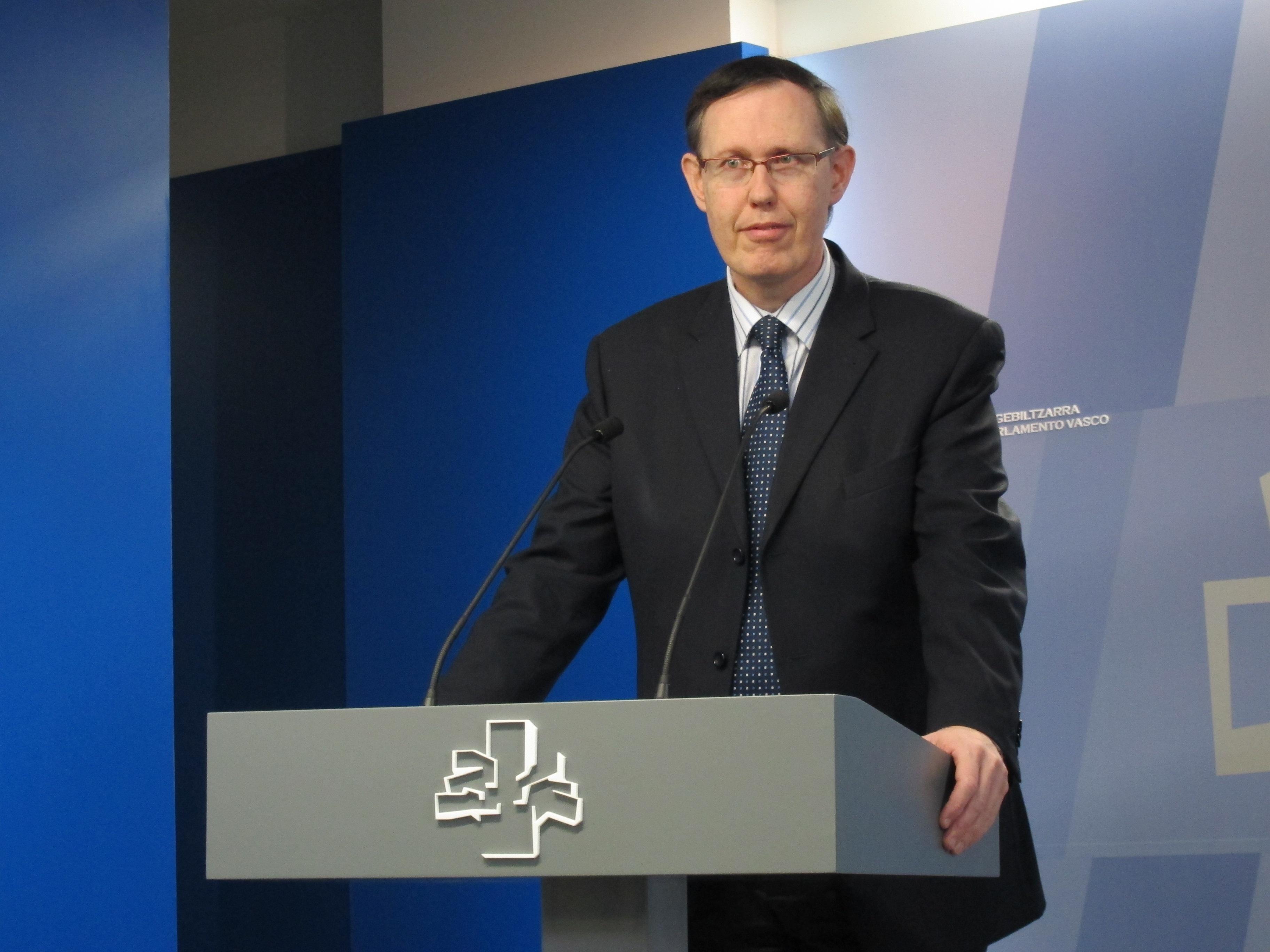 Gobierno vasco aboga porque el Tratado de la Unión Monetaria se base en la protección social y promoción de empleo