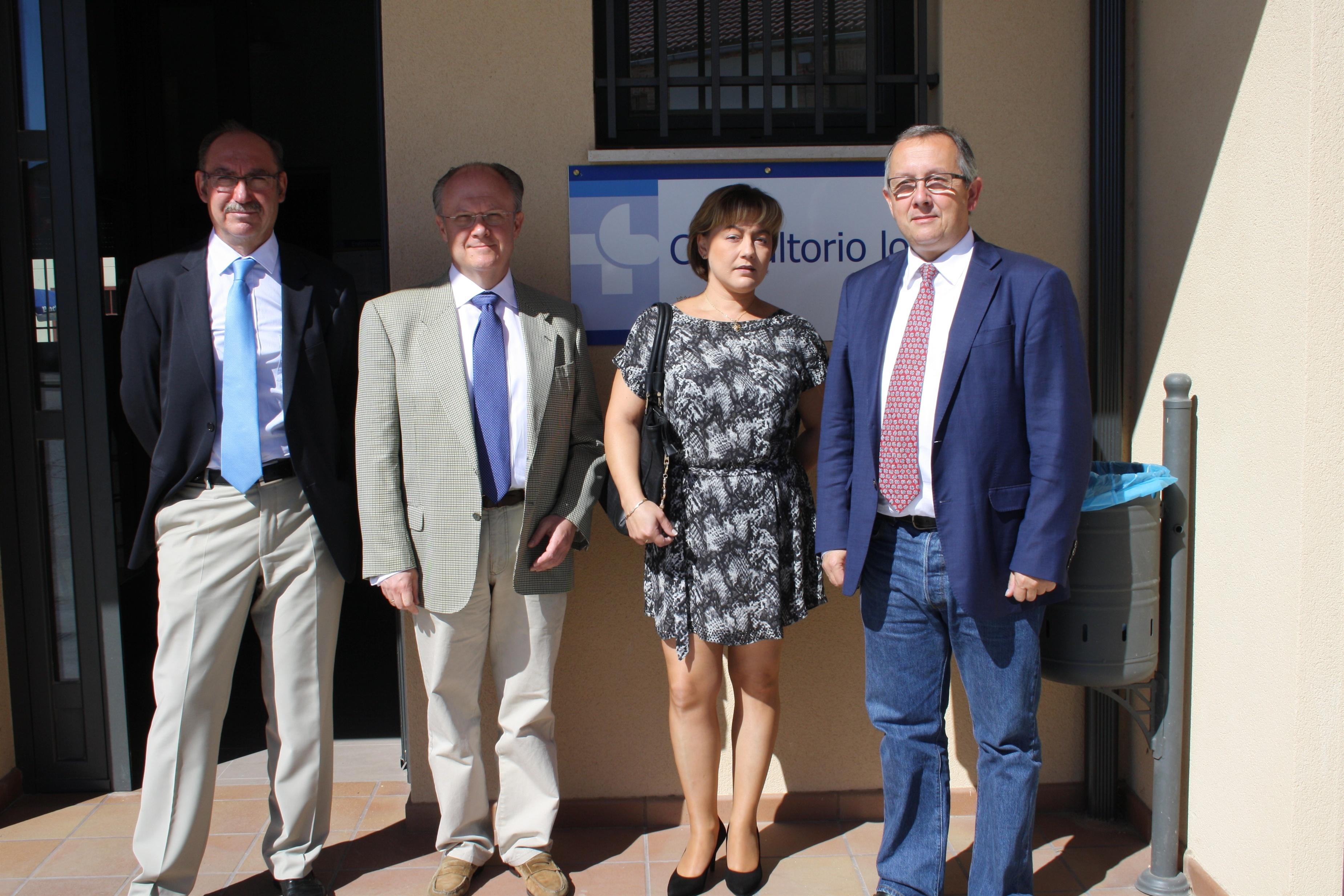 Gomezserracín (Segovia) inaugura su nuevo consultorio médico tras una inversión de más de 60.000 euros