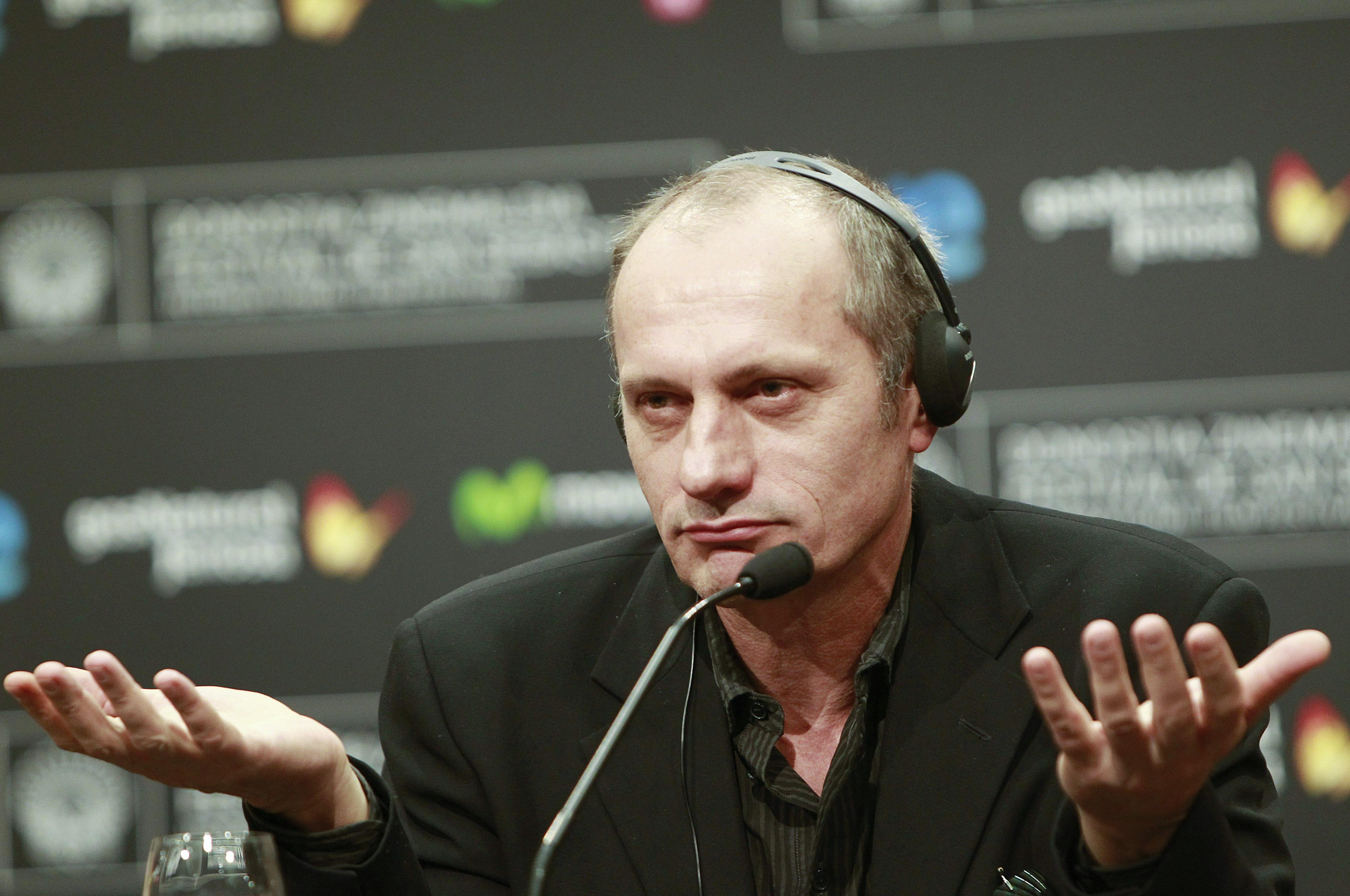 Calin Peter Netzer: «Hacer una película en Rumanía es casi imposible»