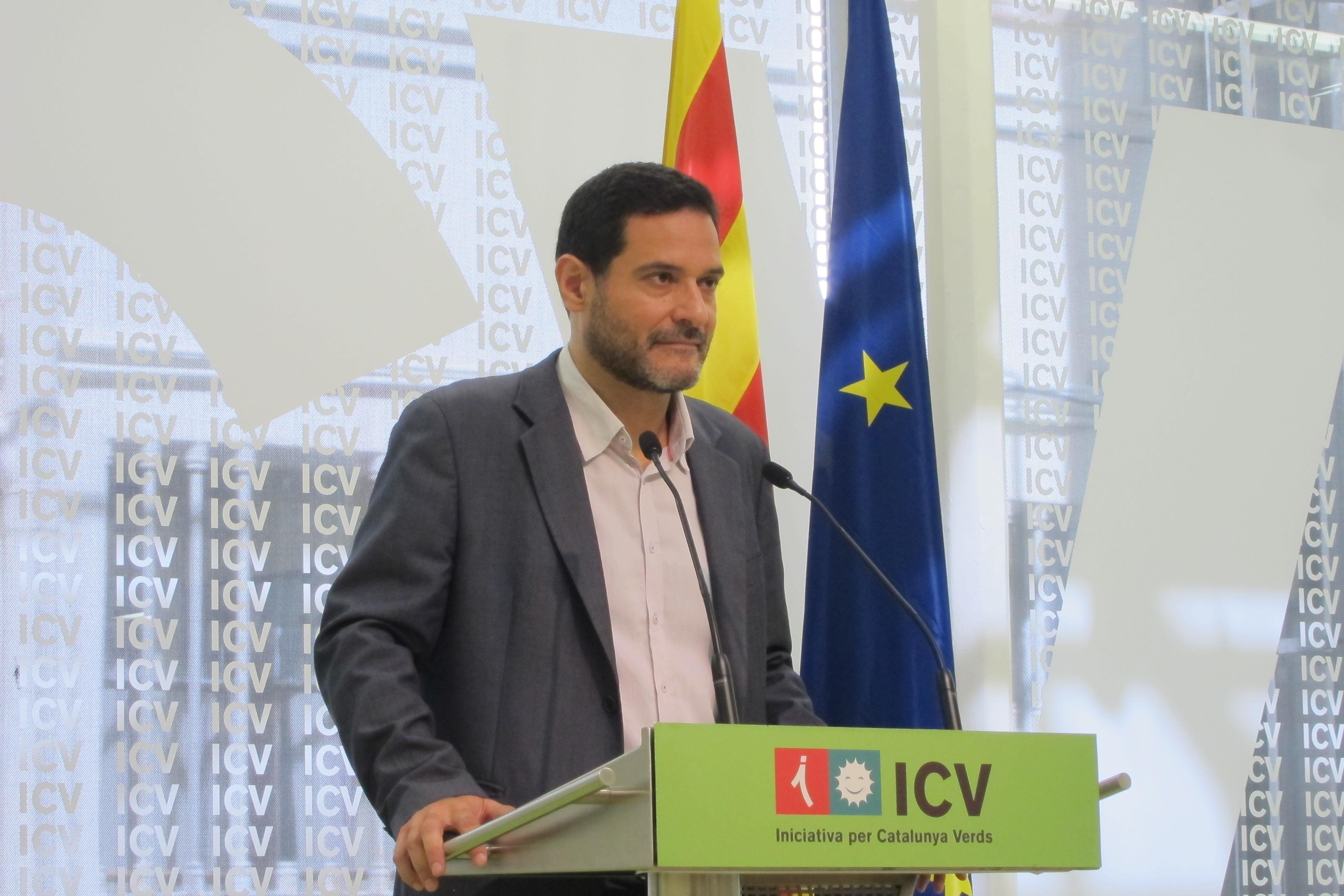 ICV reta al Estado a plantear una alternativa a la independencia no basada solo en la economía