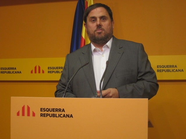 Junqueras reta a Duran a lograr del Gobierno una «superoferta» para Cataluña