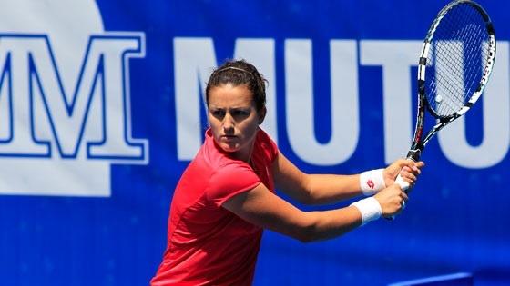 Lara Arruabarrena regresa al »Top 100» tras disputar las semifinales de Seúl