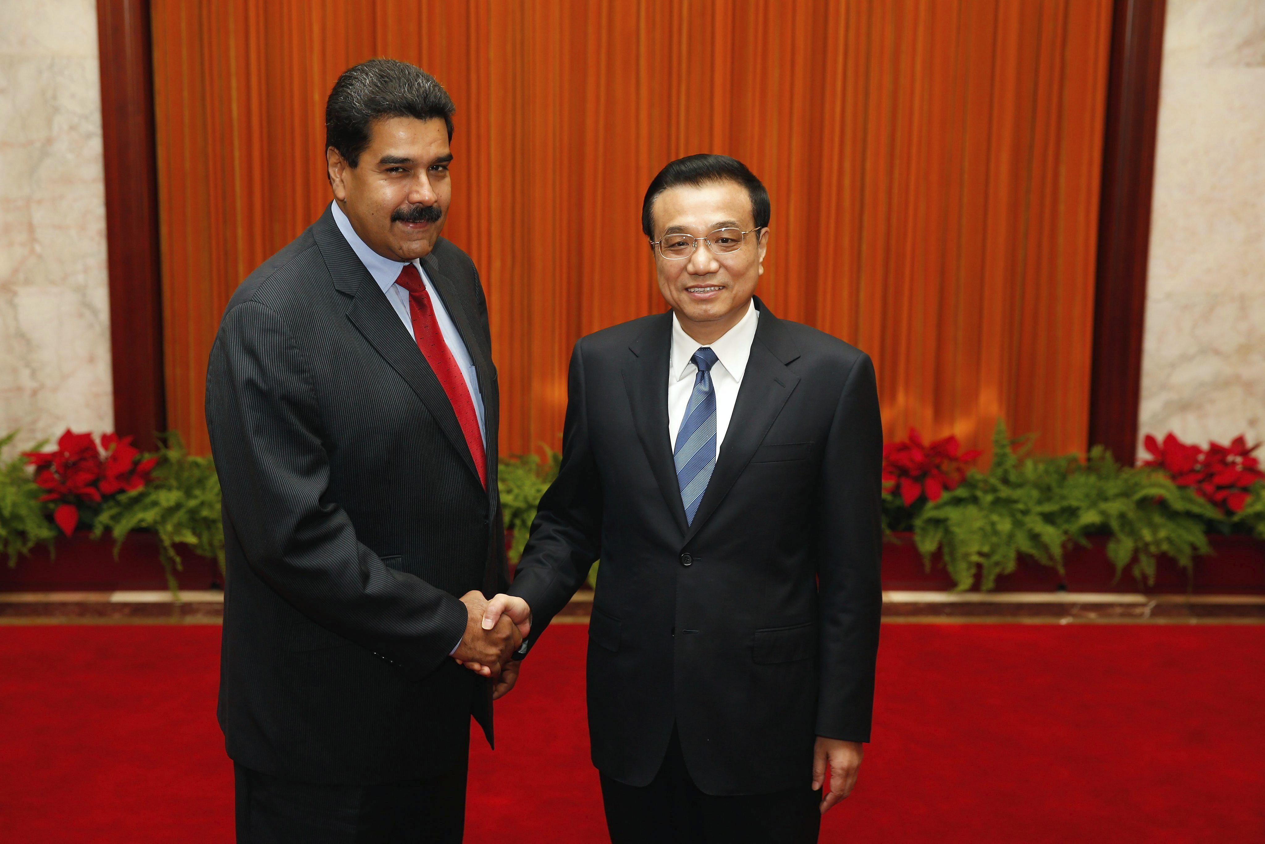 Maduro asegura que las relaciones con China son «modernas» y «ventajosas»