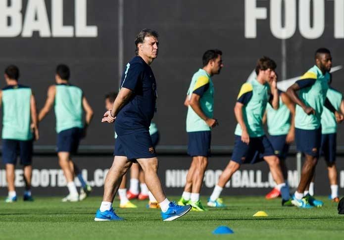 Martino afirma que si el entrenador no es holandés o de la casa, va a existir debate