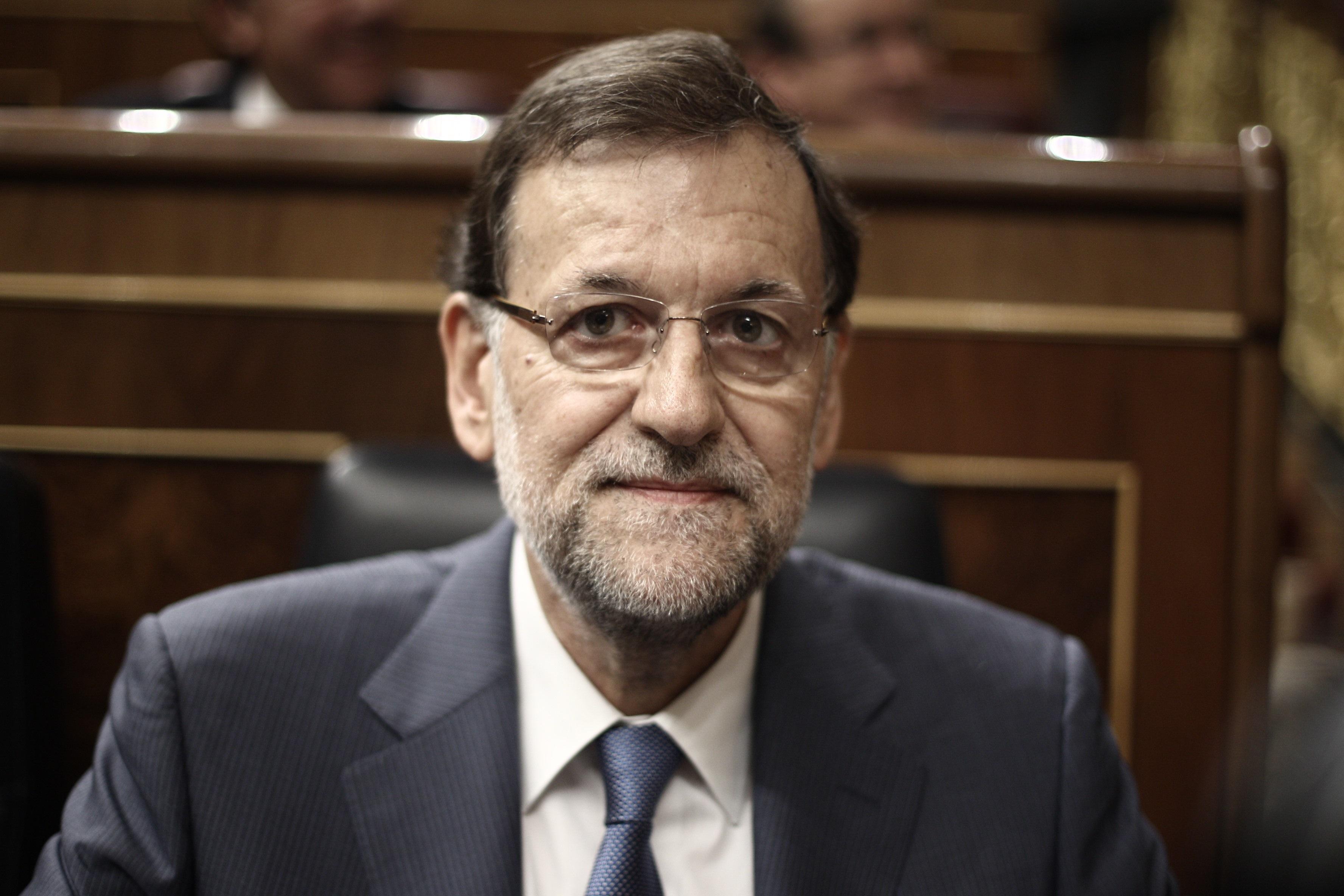 La Mesa del Congreso examina las mociones de PSOE e IU-ICV-CHA que reprochan a Rajoy sus «mentiras»