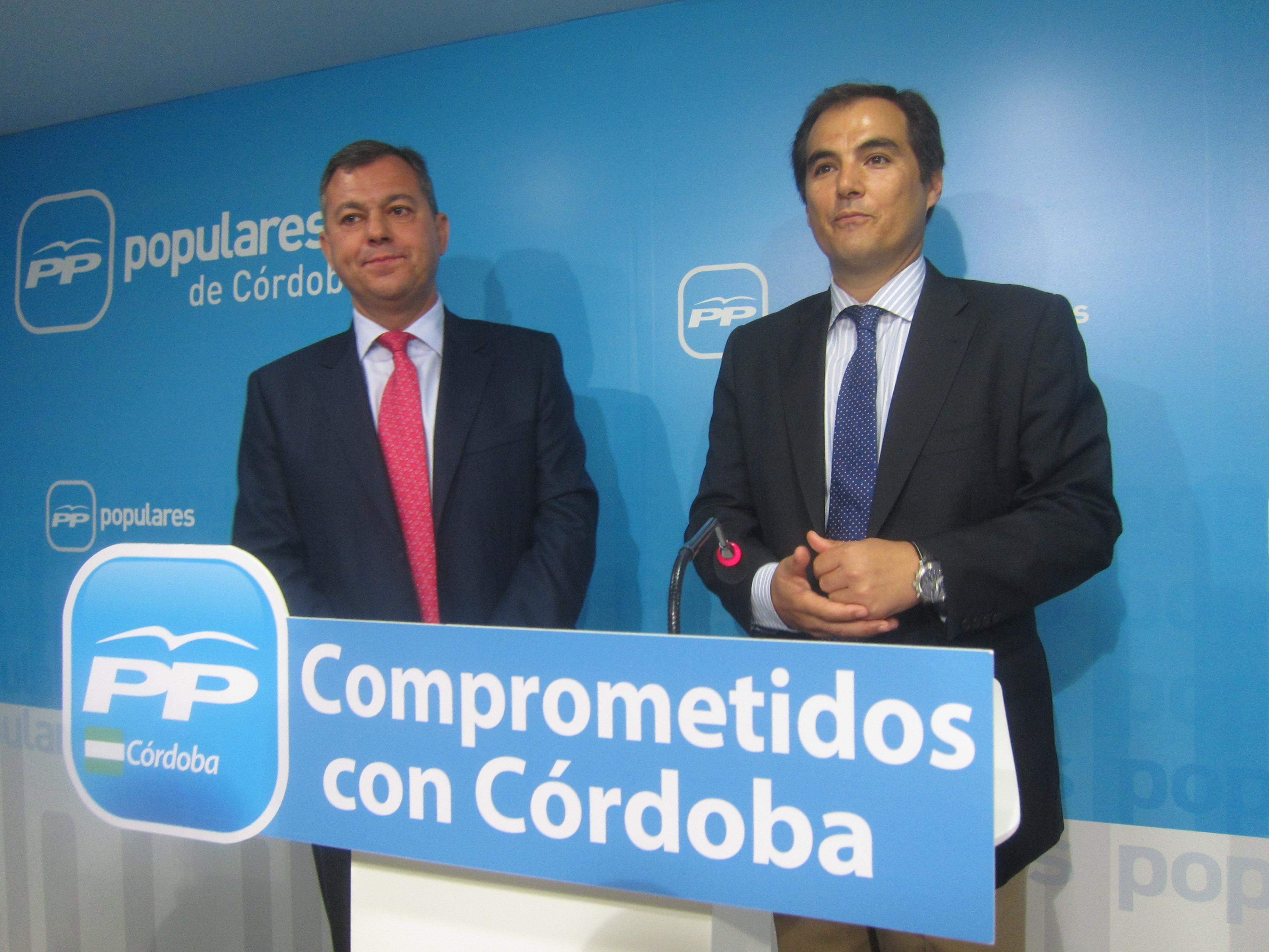 El PP-A exigirá a PSOE-A e IULV-CA en el Parlamento que no suban los impuestos en Andalucía en 2014
