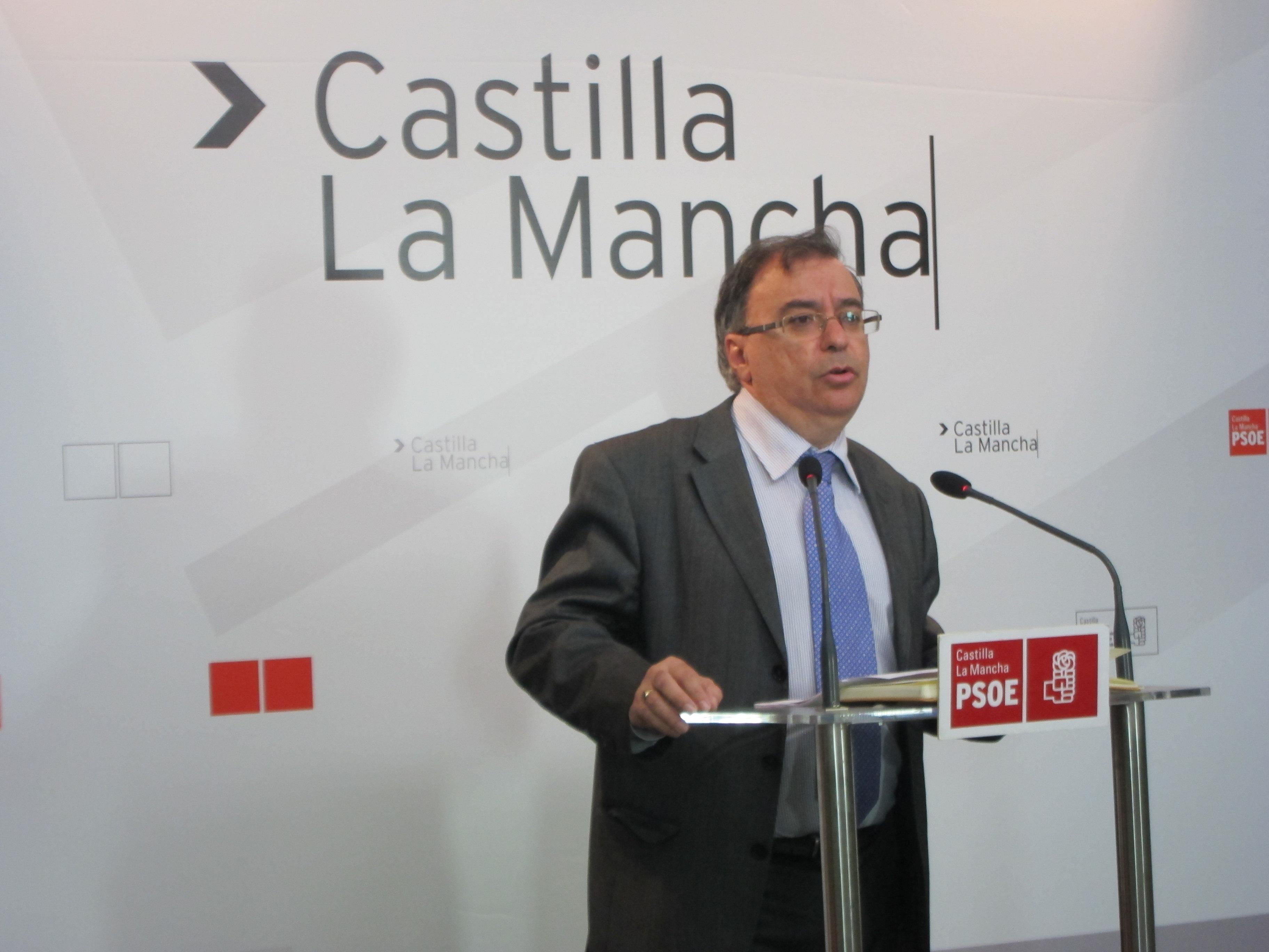 PSOE dice que se puede alegar a H de Toledo hasta el 2 de octubre, 2 semanas después del anuncio de Echániz