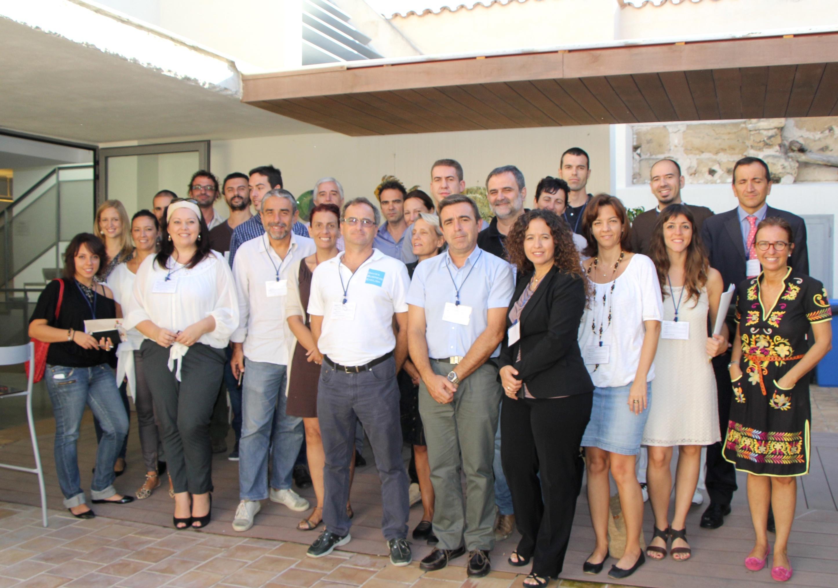 PalmaActiba pone en marcha las sesiones de »Netcity», una iniciativa para mejorar la red de contactos