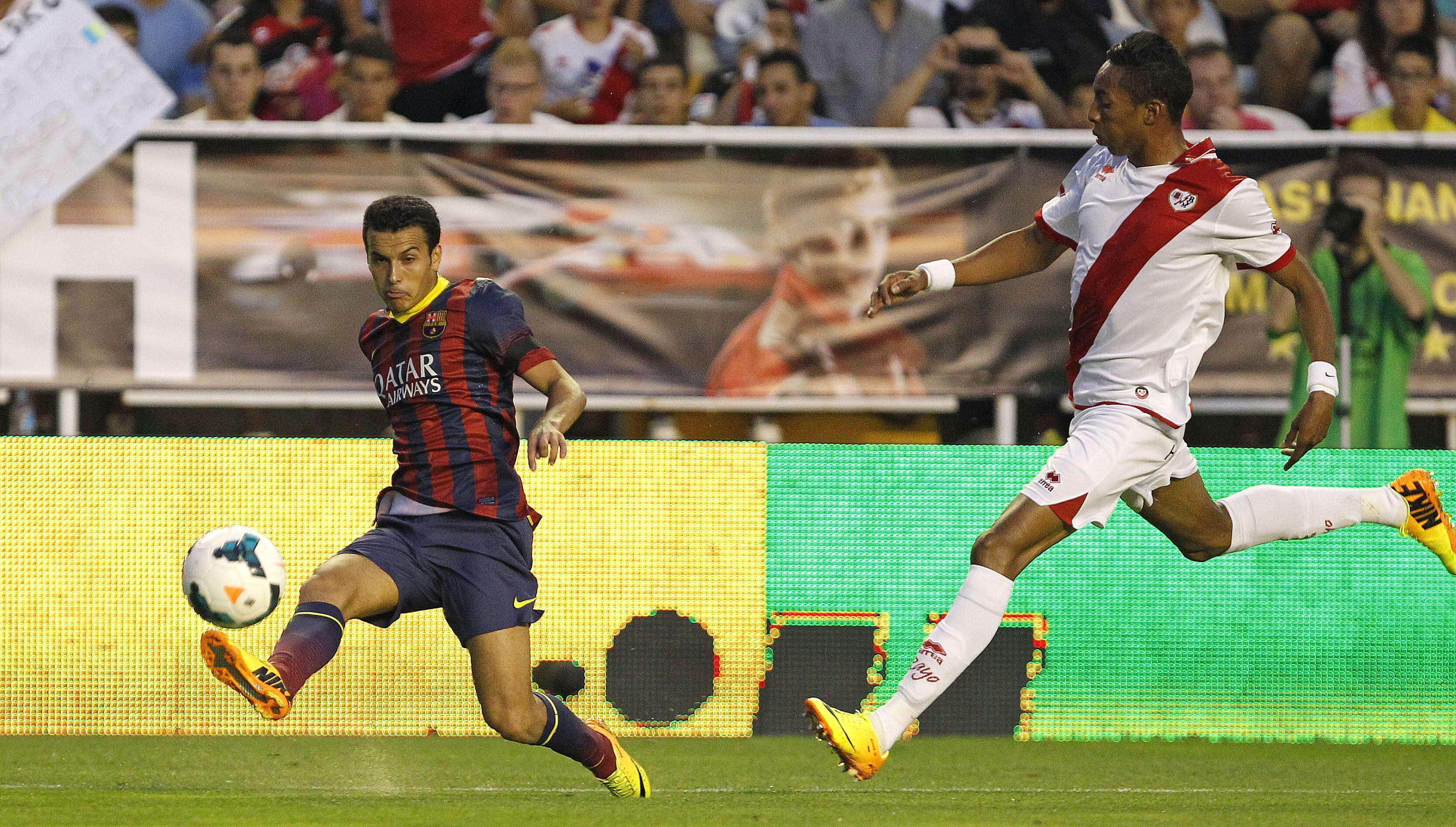 Pedro y Diego Costa se acercan a Messi en la tabla de máximos goleadores