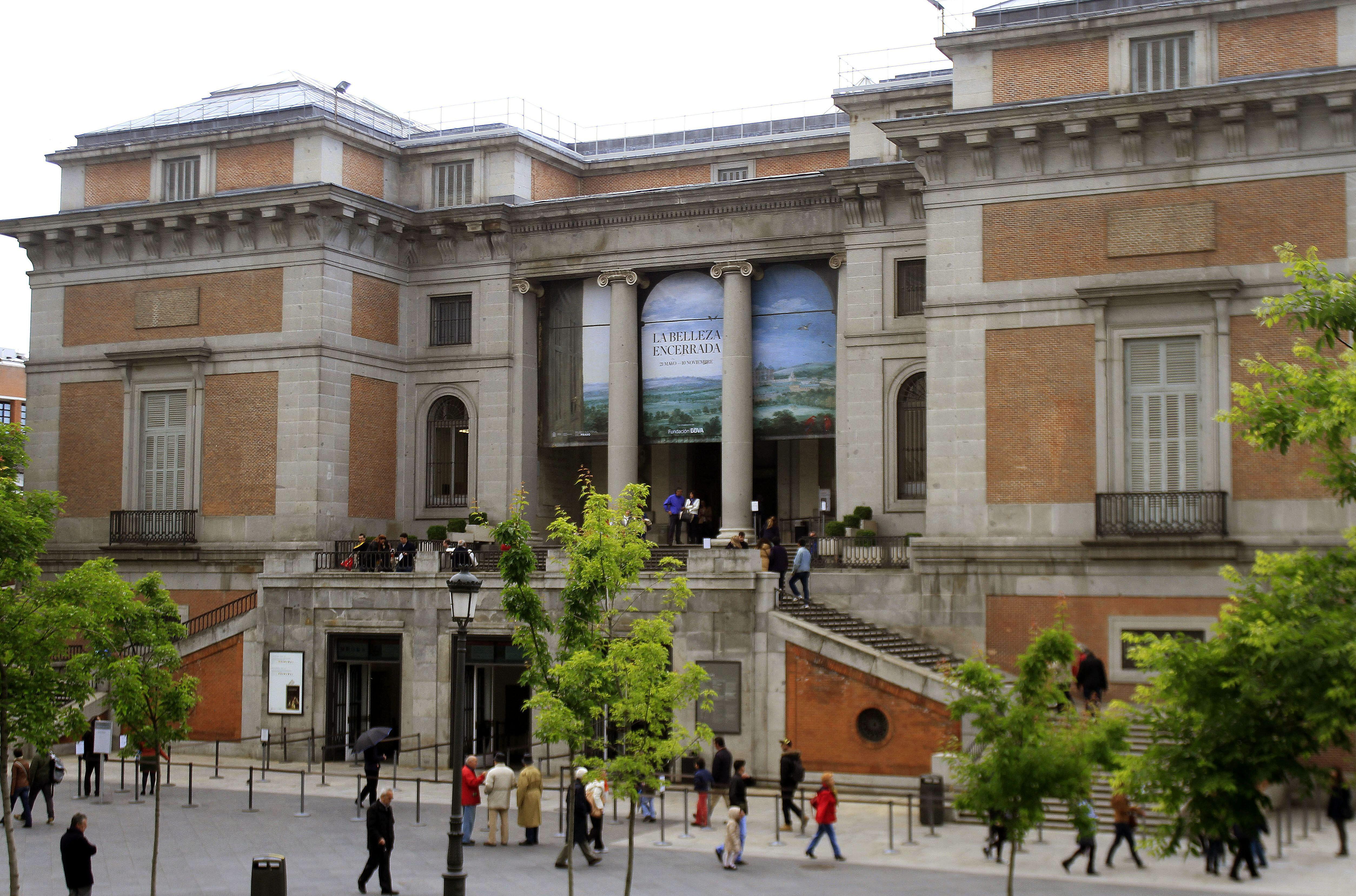 El Prado prorroga sus exposiciones sobre las estampas japonesas y Mengs