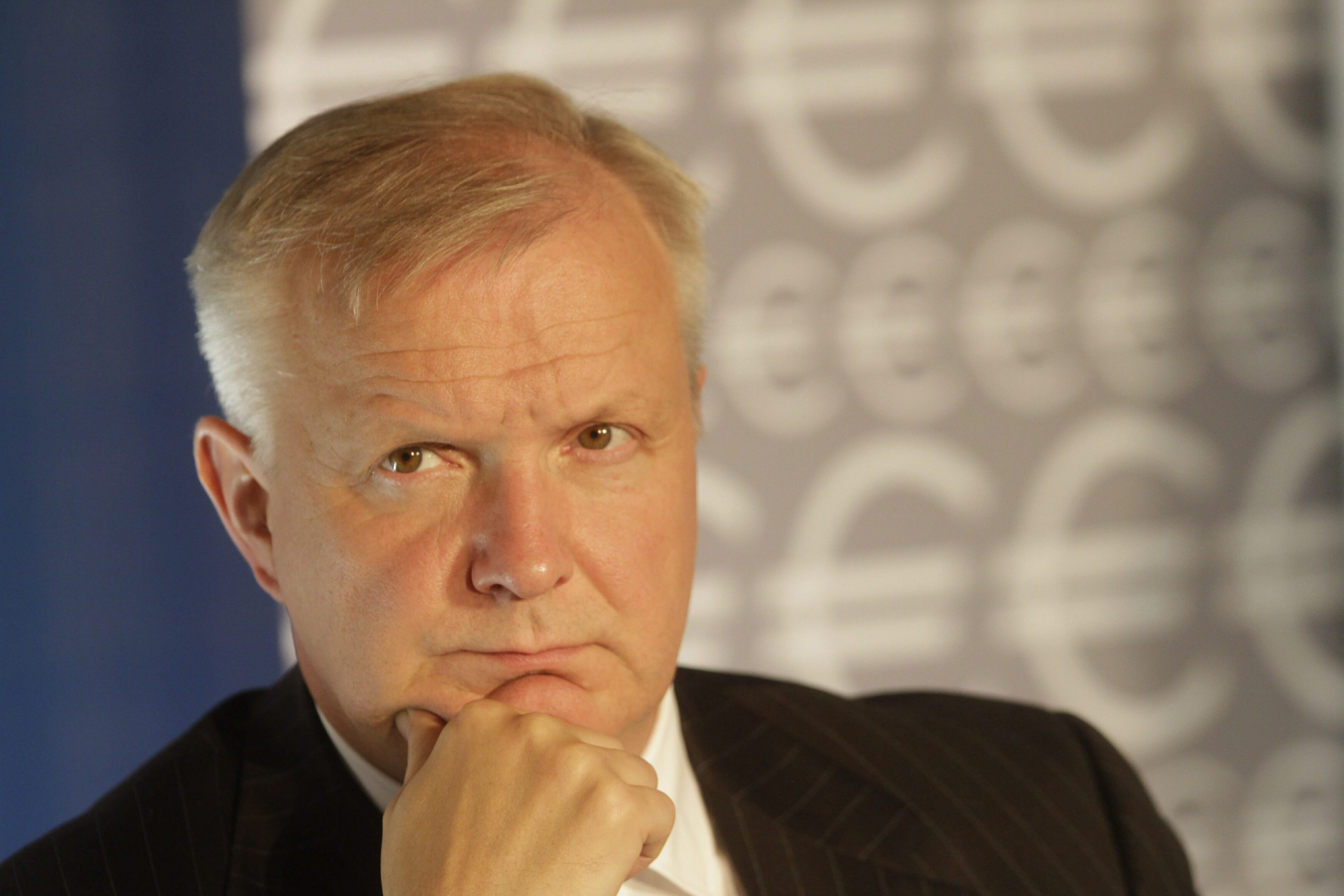 Olli Rehn ve «brotes verdes» en la economía española