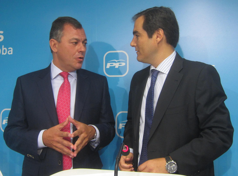 Sanz (PP-A asegura sobre el candidato a la Junta que su partido tiene «todos los escenarios previstos»
