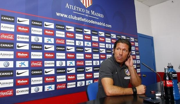 Simeone: «Tenemos que ganar a Osasuna para dar valor a la victoria que conseguimos fuera»