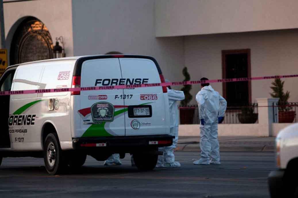 Matan a 10 personas en Ciudad Juárez, incluida una niña