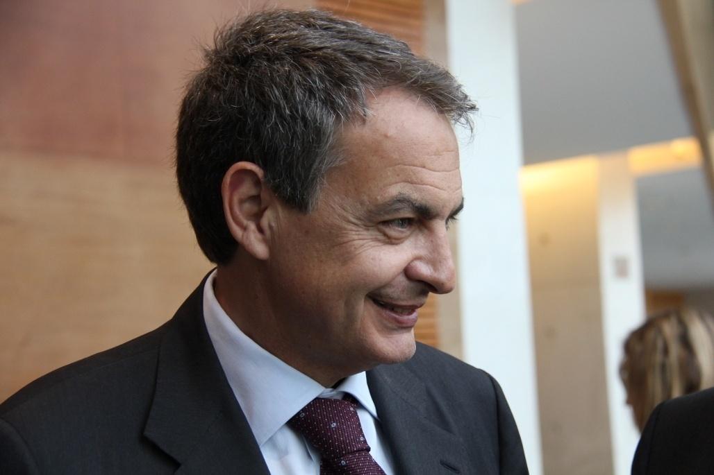 Zapatero rechaza la consulta soberanista propuesta por la Generaliat