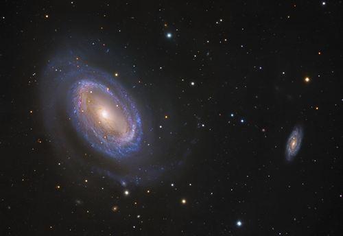 El agujero negro de la Vía Láctea sufrió una explosión hace 2 millones de años