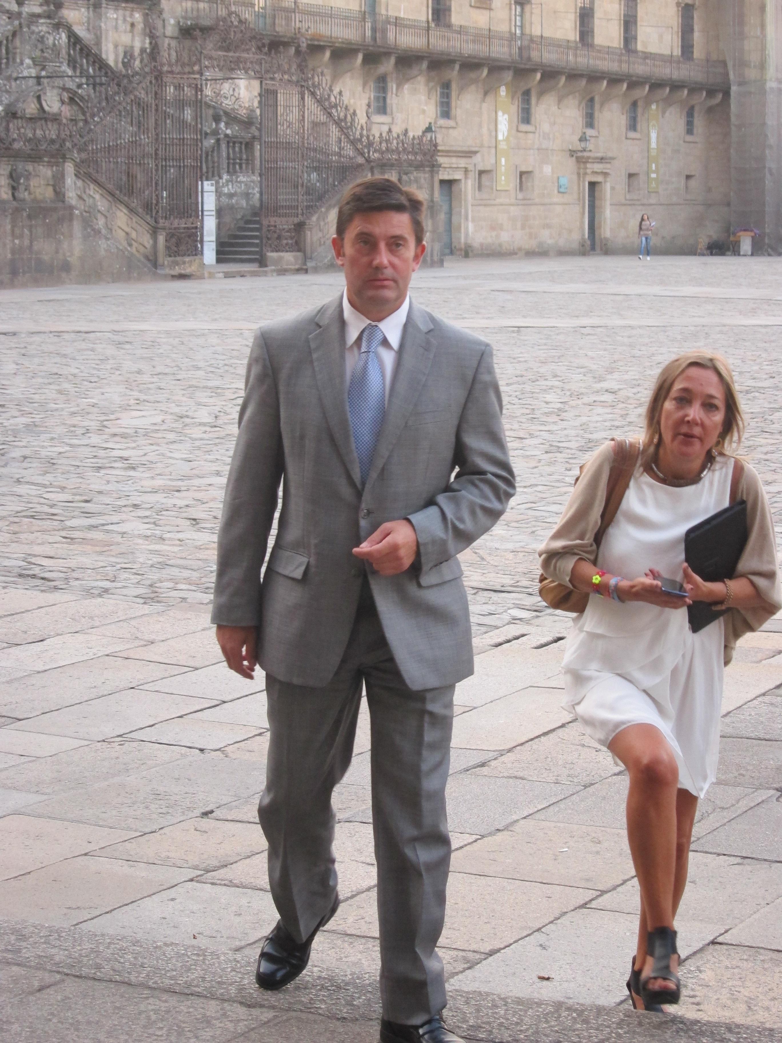 Los investigadores «no descartan absolutamente nada» en el caso de la niña hallada muerta en Santiago de Compostela