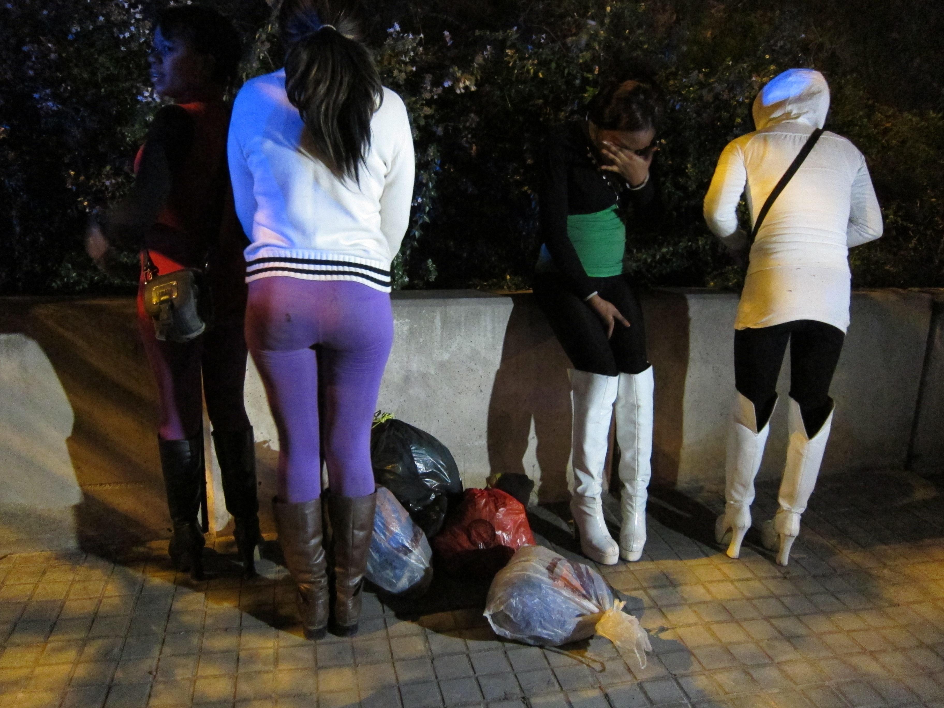 El 46% de jóvenes considera la prostitución «parte del paisaje»