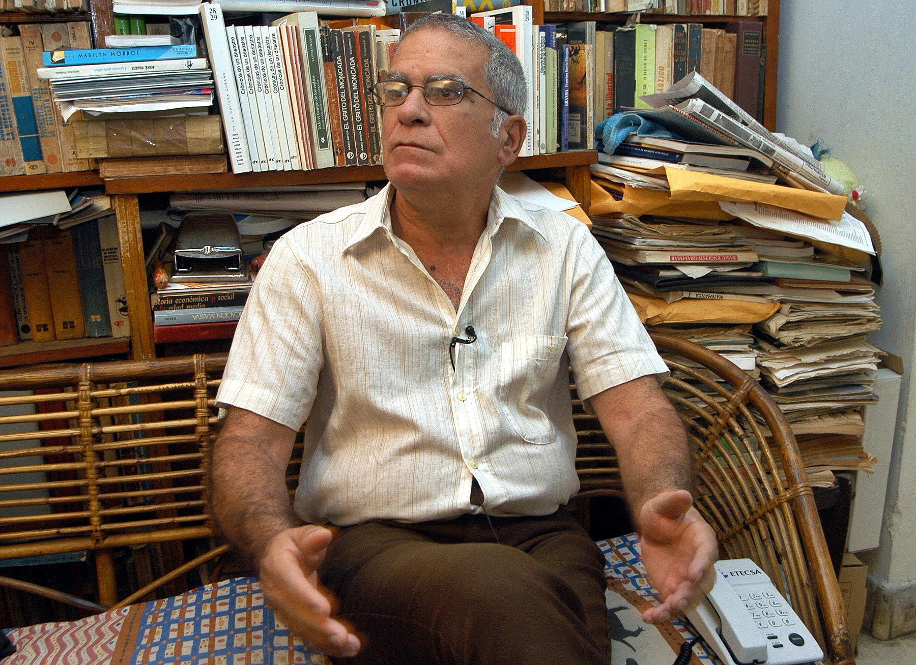 El opositor cubano Espinosa Chepe fallece en Madrid