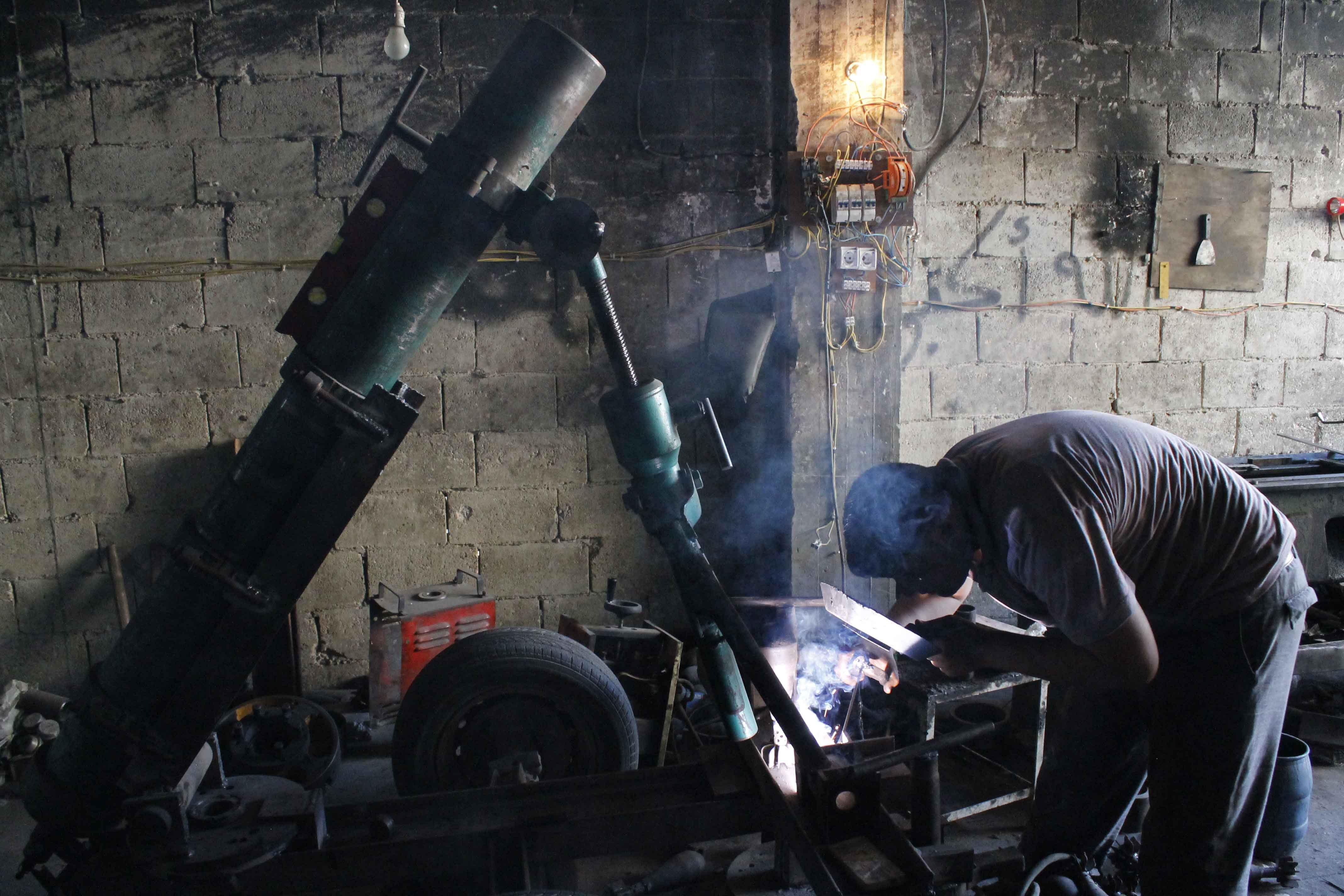 Una veintena de muertos en choques entre rebeldes y yihadistas en norte Siria