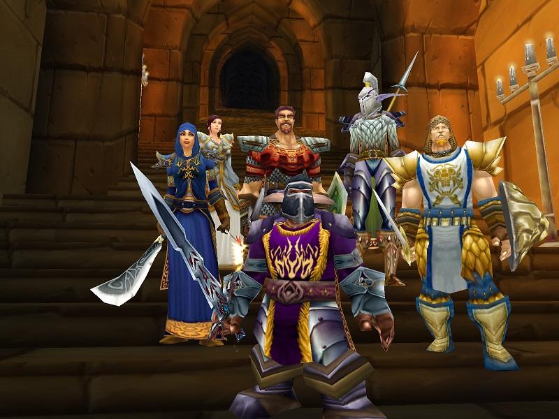 Colin Farrell y Paula Patton, a las puertas de 'World of Warcraft'