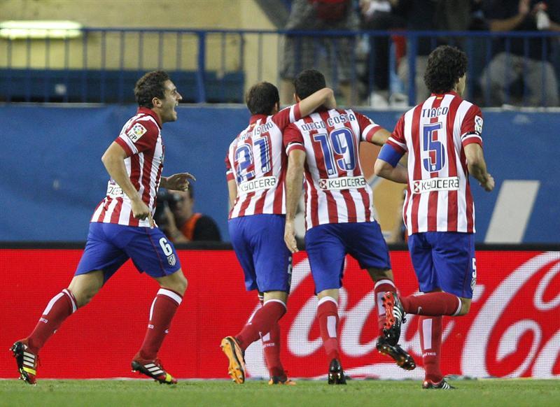 Un 'doblete' de Diego Costa iguala el mejor arranque en la historia del Atlético