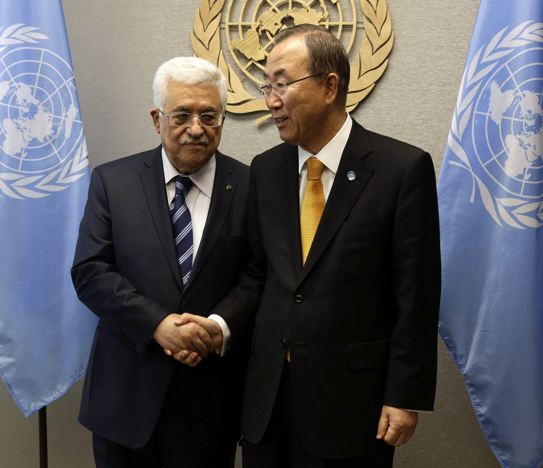 Obama y Abás reconocen que la paz entre israelíes y palestinos no será «fácil»