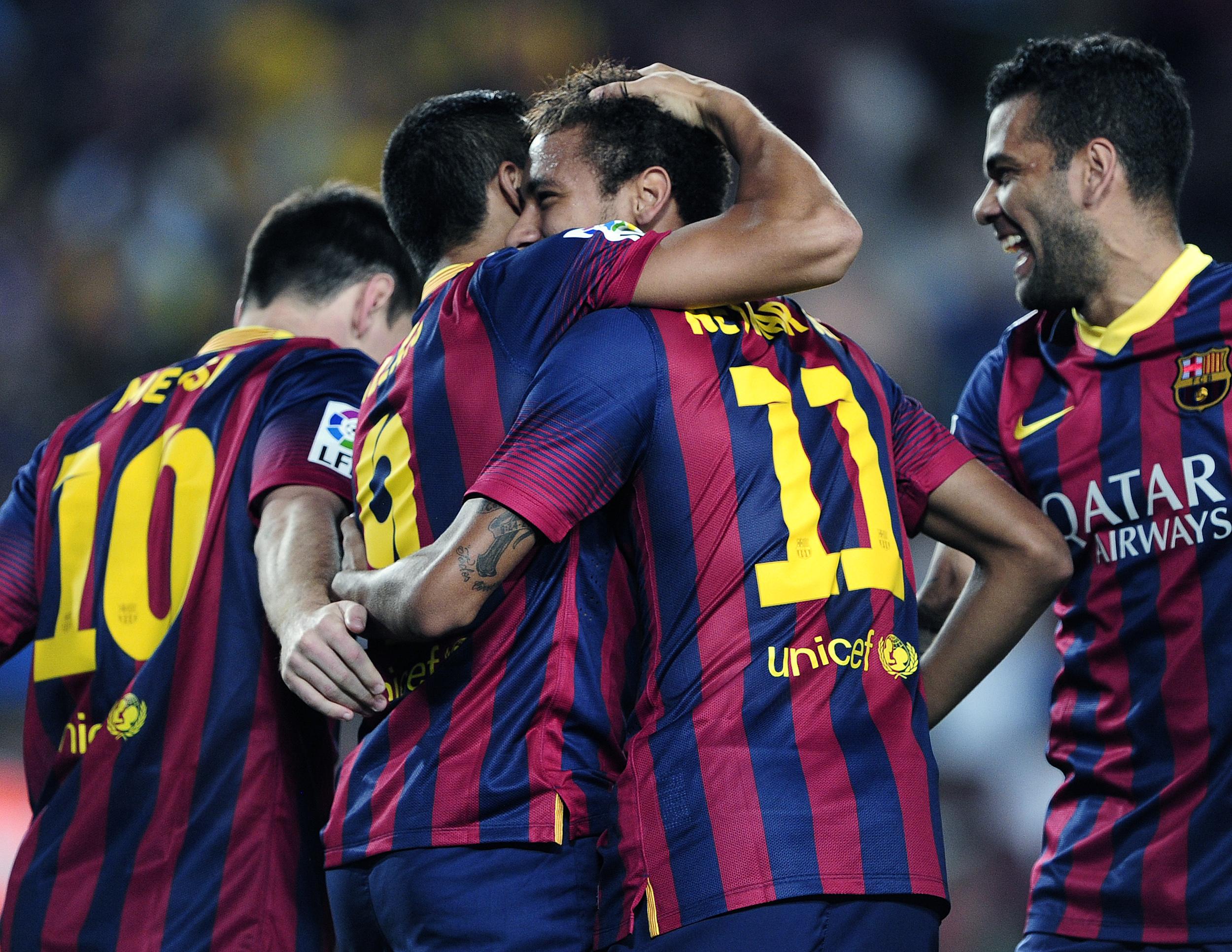 El Barça de 'El Tata' iguala el arranque liguero del de Tito