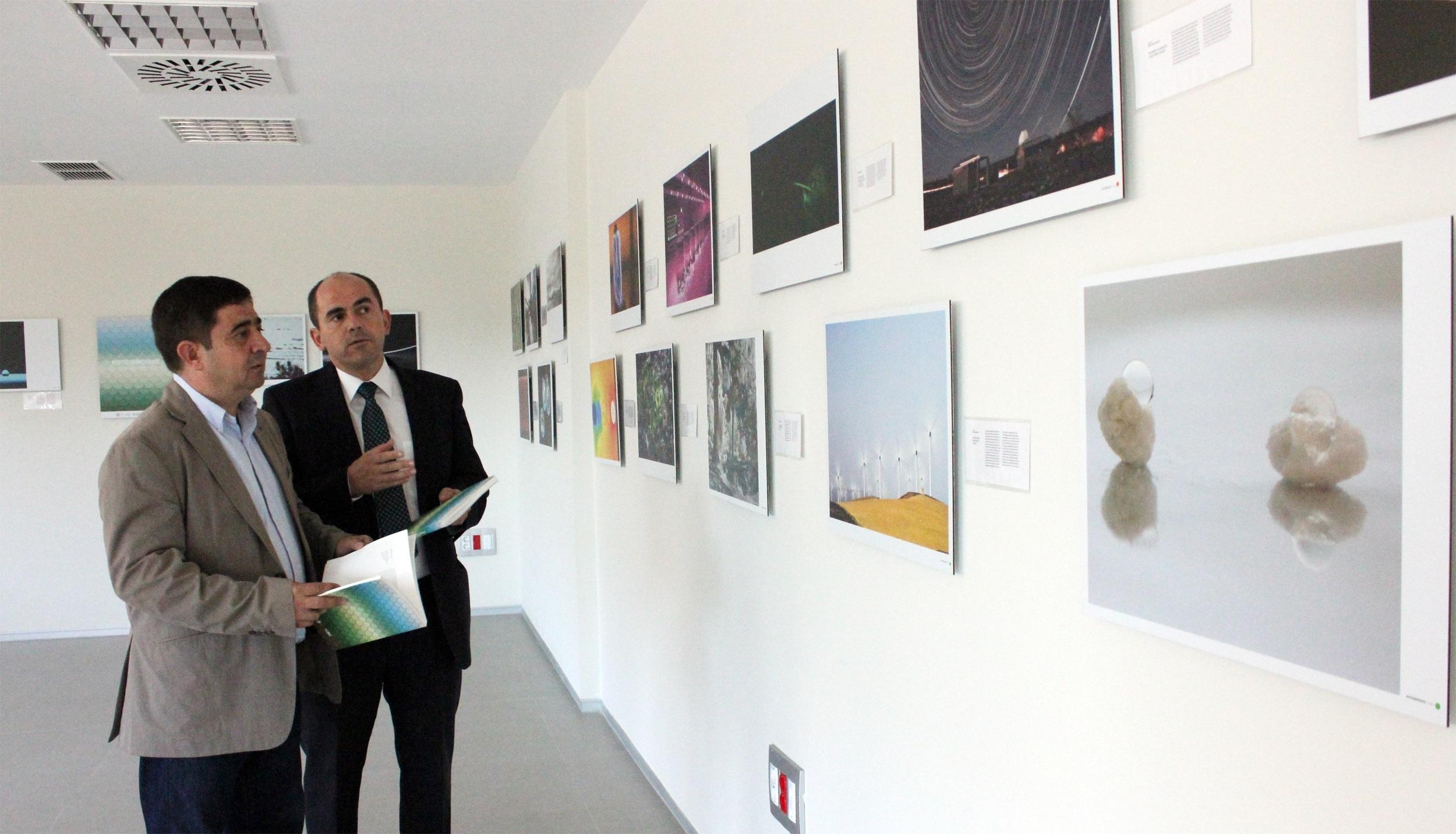 Geolit acoge hasta el 6 de octubre la muestra fotográfica »Fotciencia», que «acerca la ciencia a los ciudadanos»