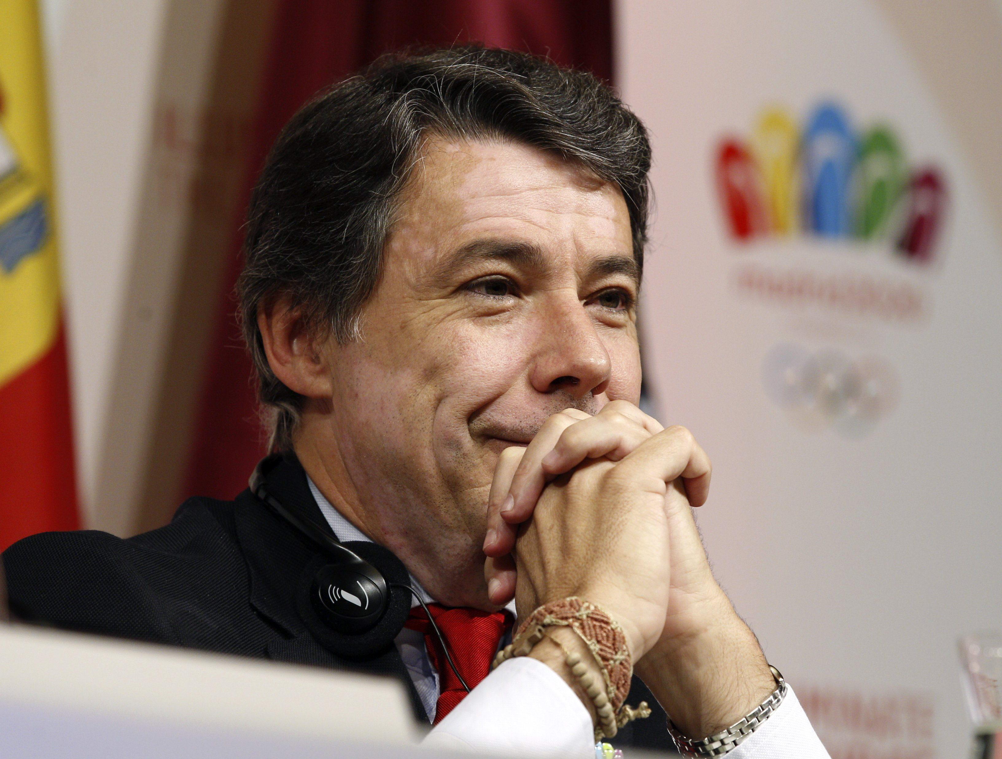 Ignacio González dice que «no empeña la palabra sobre Eurovegas porque no depende de él»