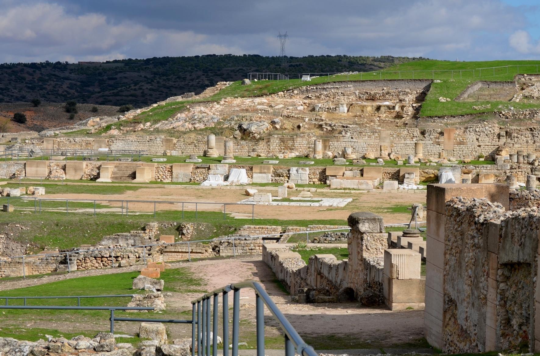 La entrada al Parque Arqueológico de Segóbriga será gratuita durante la primera quincena de octubre