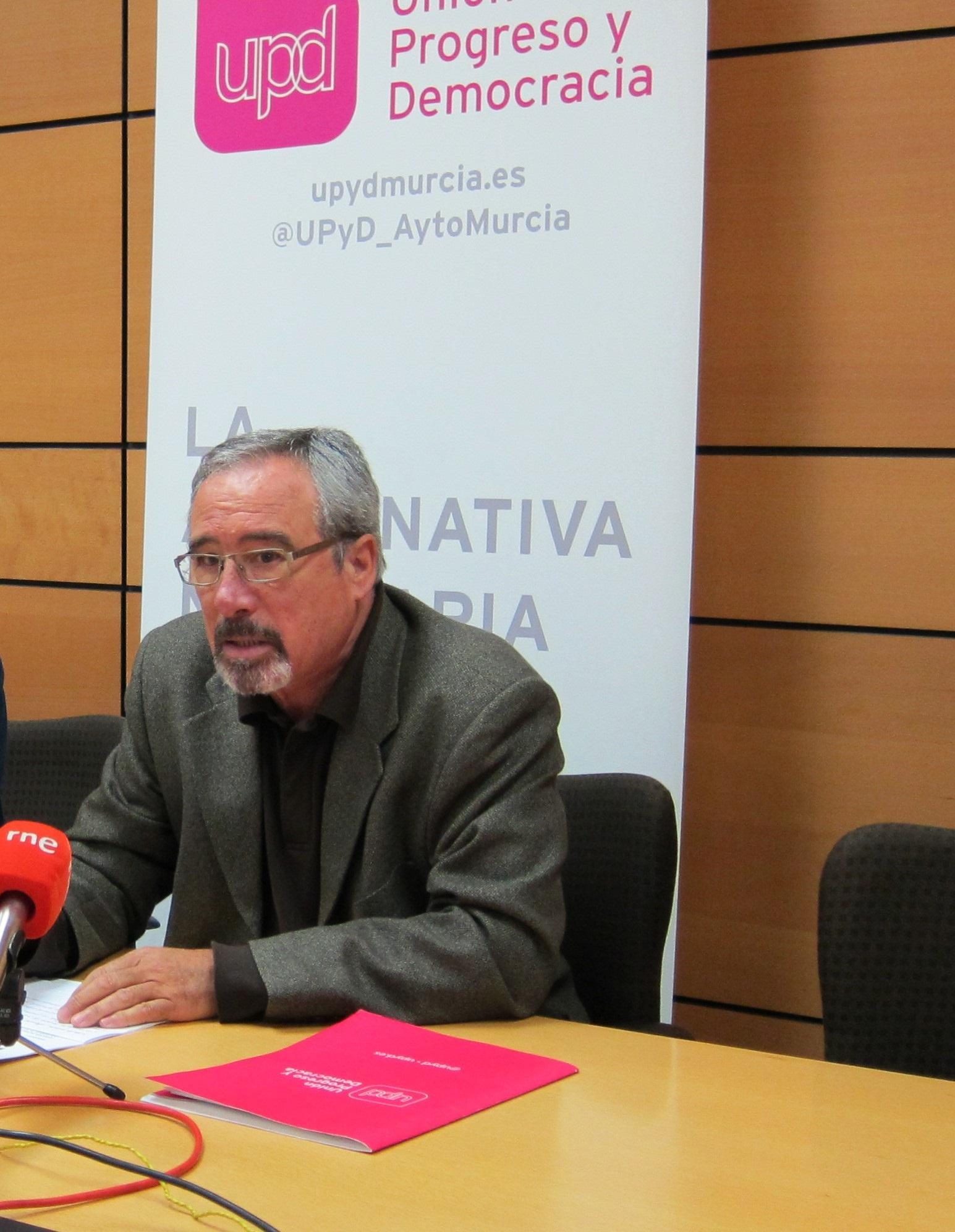 UPyD Murcia afirma que «no ha sido sólo un defecto de forma lo que le ha faltado» a la candidatura del »País del Búho»