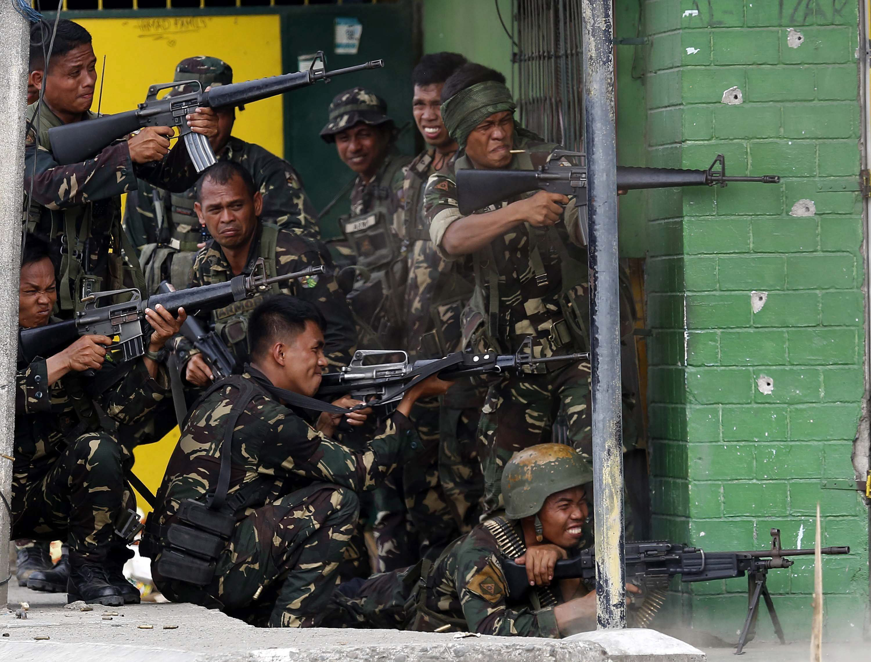 Dos civiles muertos en un ataque de los rebeldes musulmanes en el sur de Filipinas